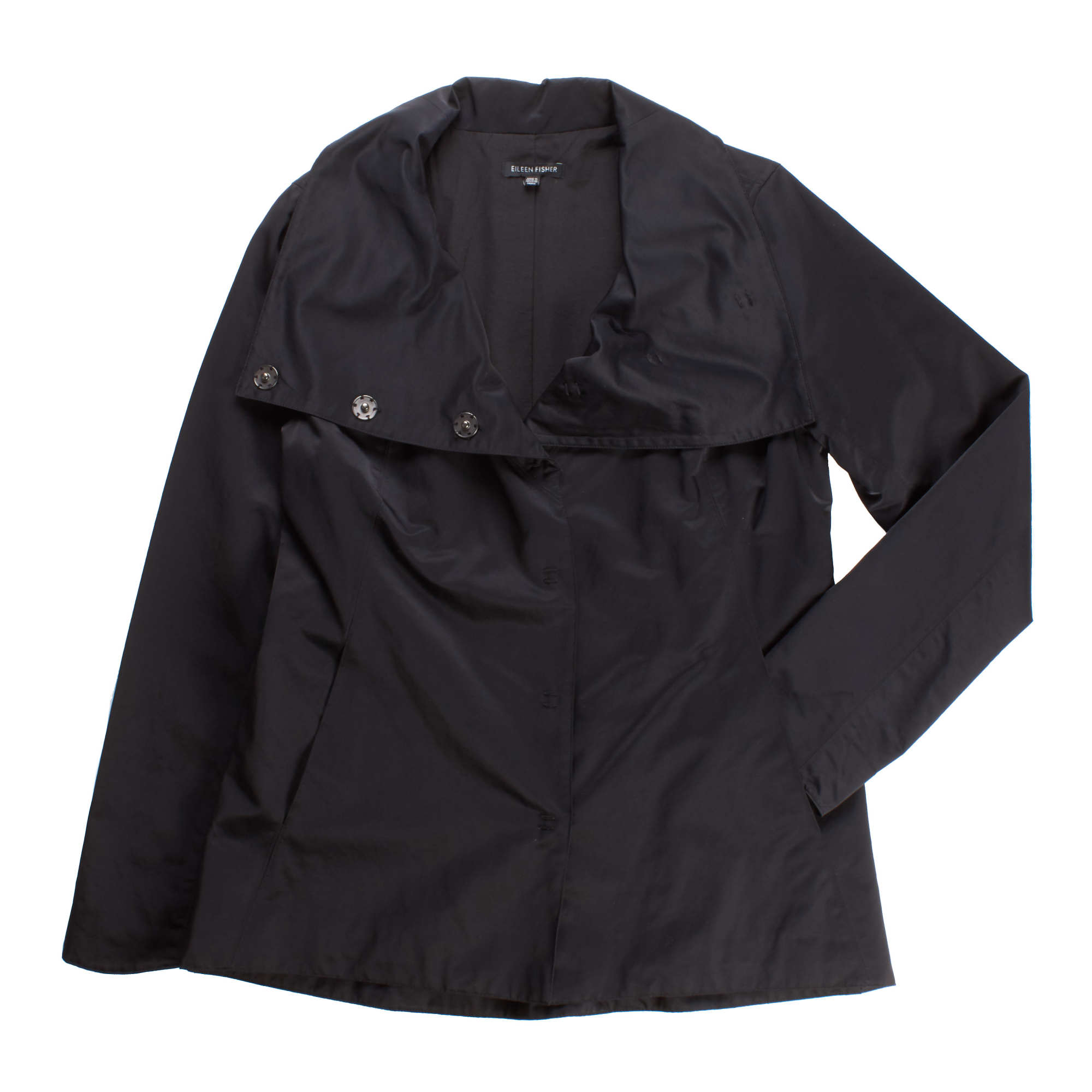 Cotton Nylon W/cotton Lining Jacket