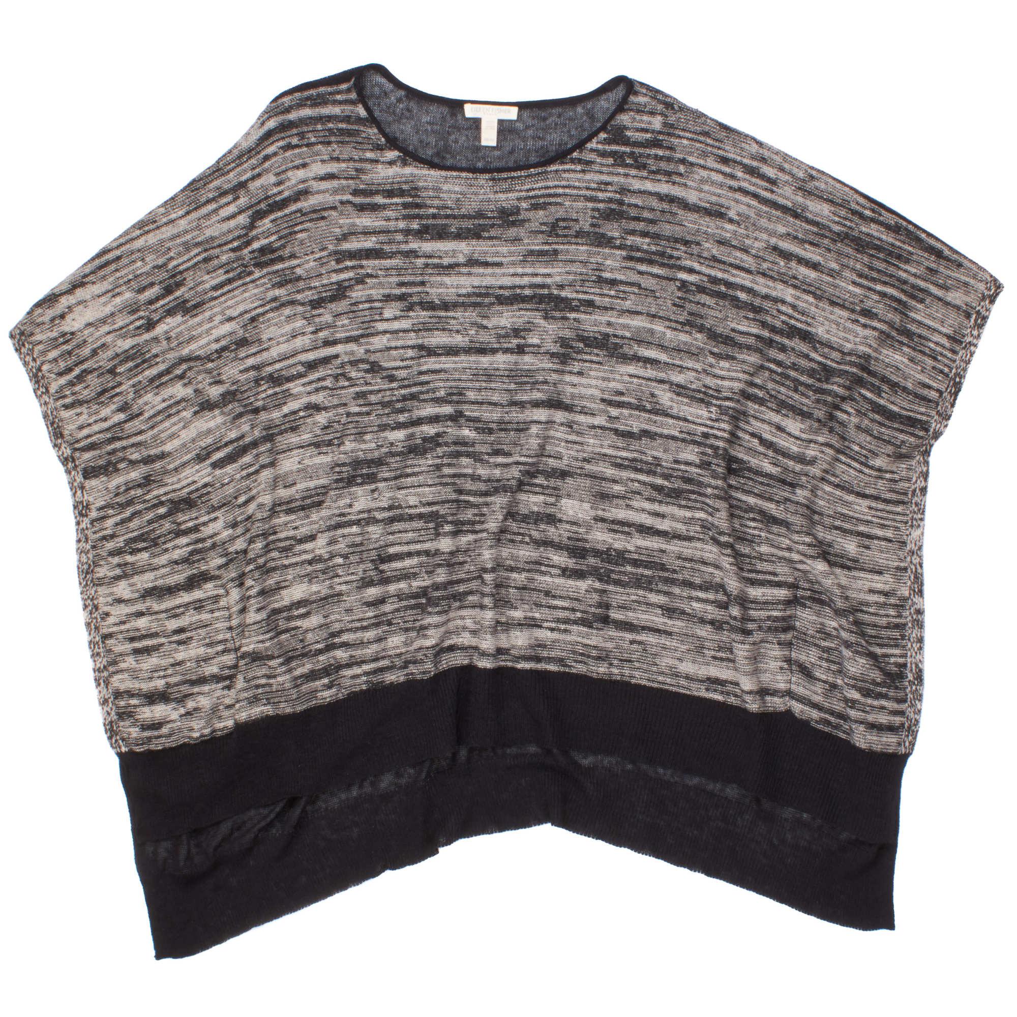 Organic Linen Twist Mix Pullover