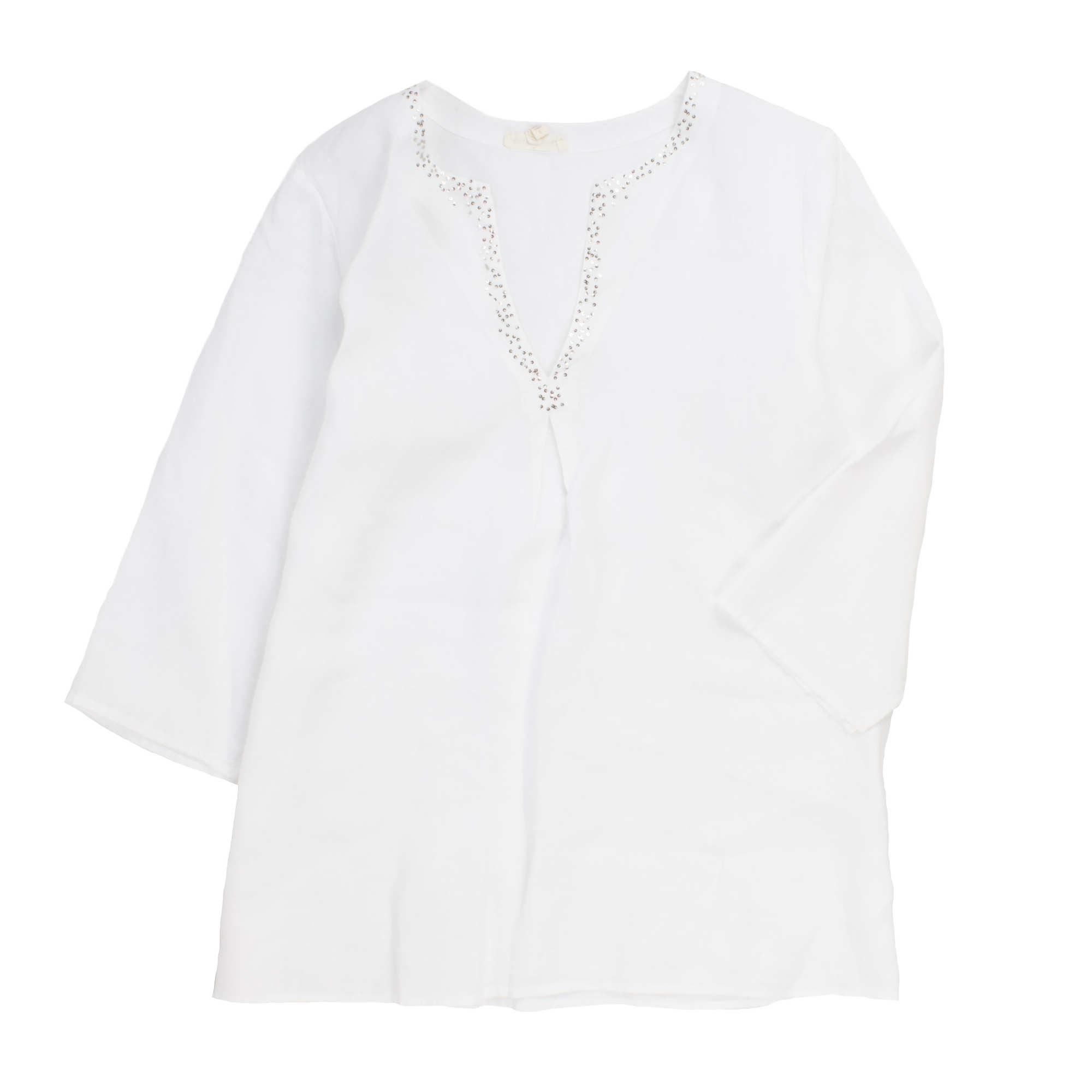 Handkerchief Linen Tunic