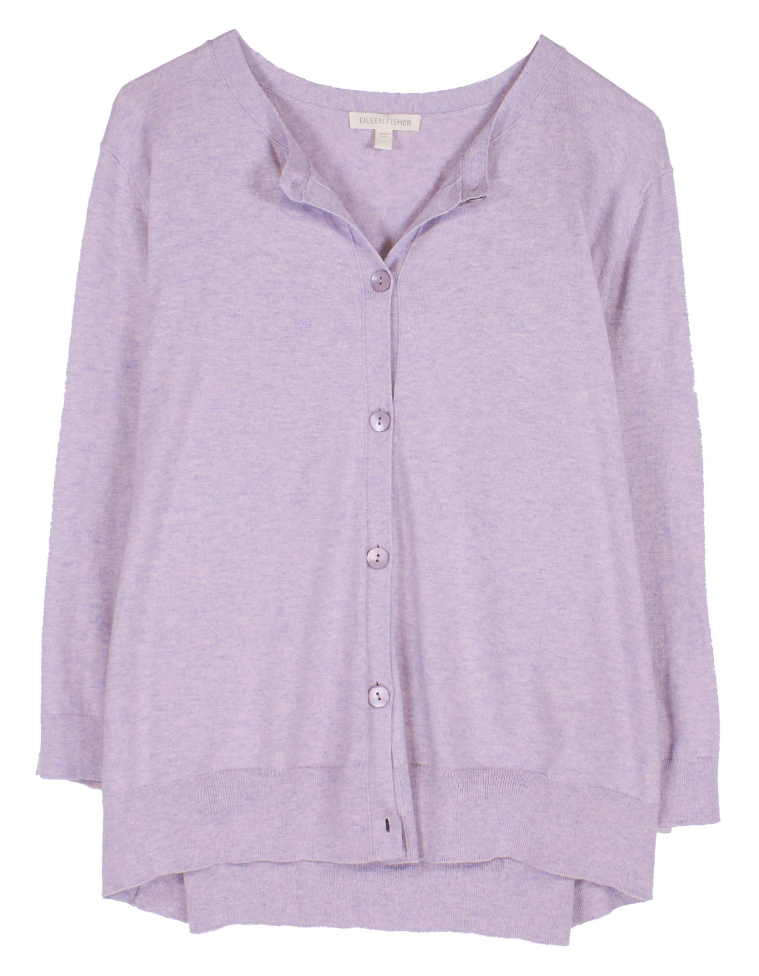 Organic Cotton & Cashmere Cardigan