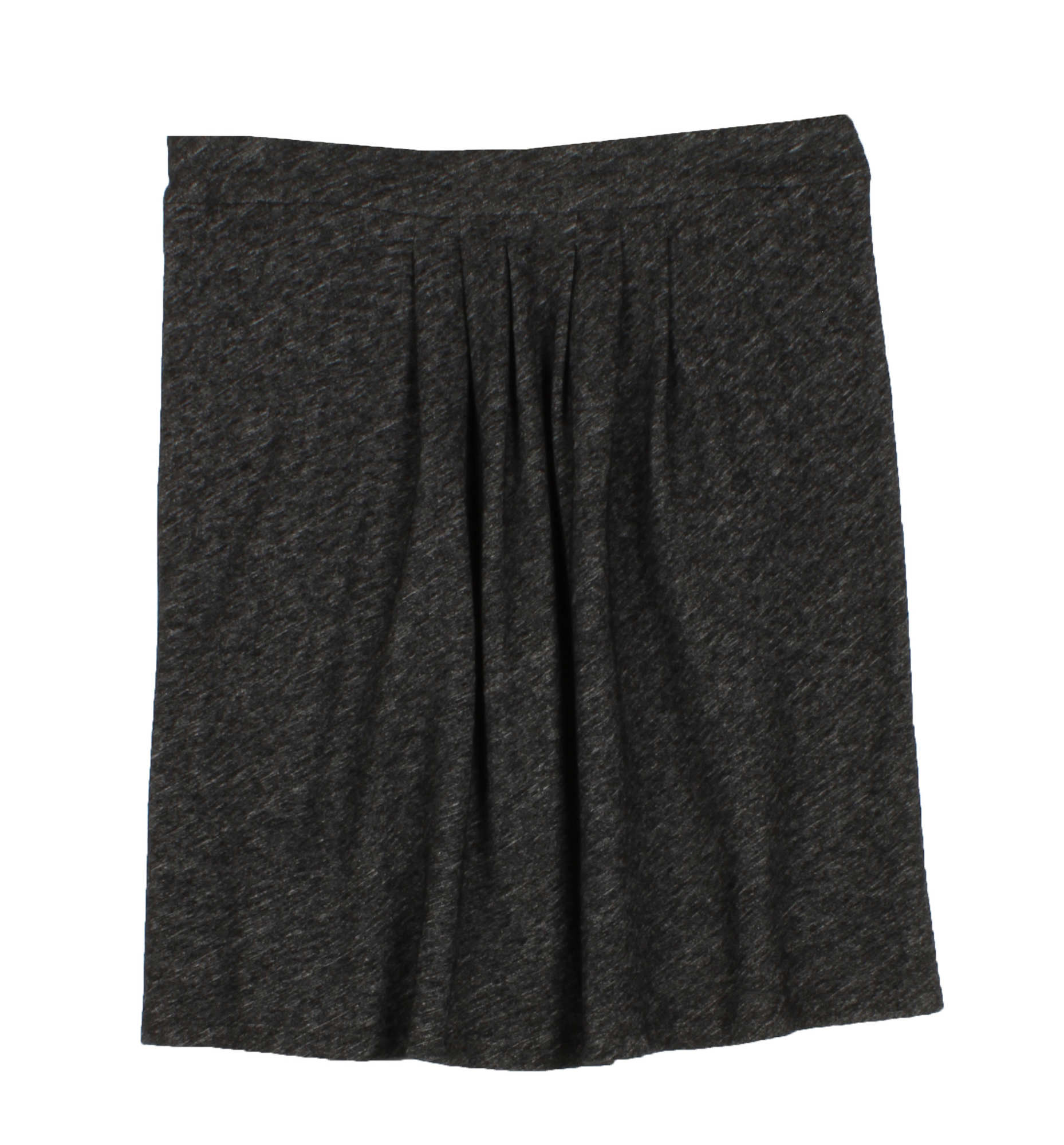Organic Cotton & Wool Bias Twist Skirt
