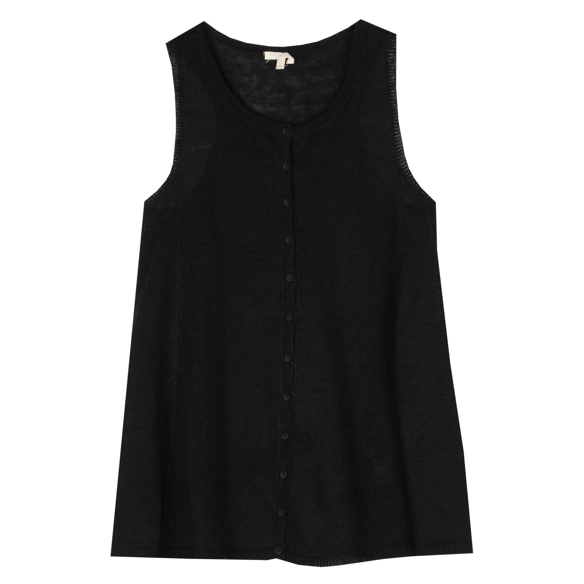 Fine Gauge Linen Dress