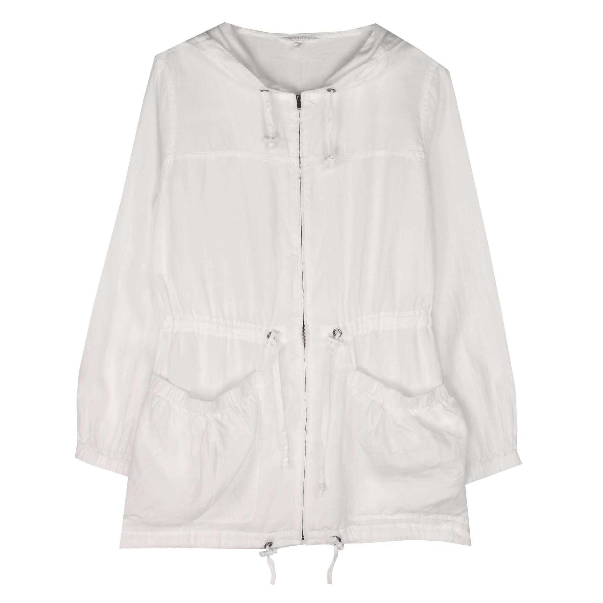 Handkerchief Linen Jacket