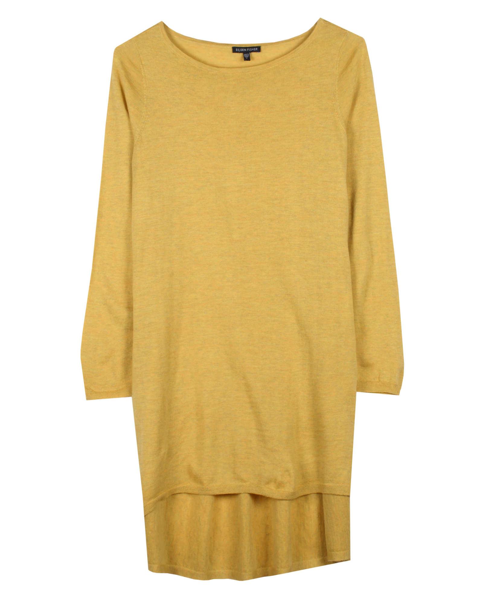 Fine Merino Jersey Dress