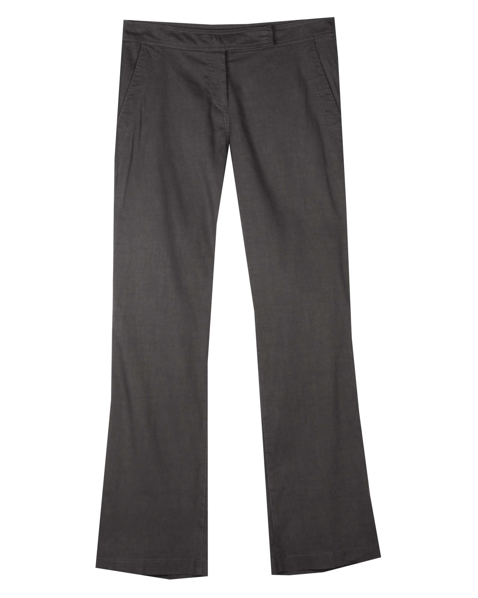 Linen Viscose Stretch Pant