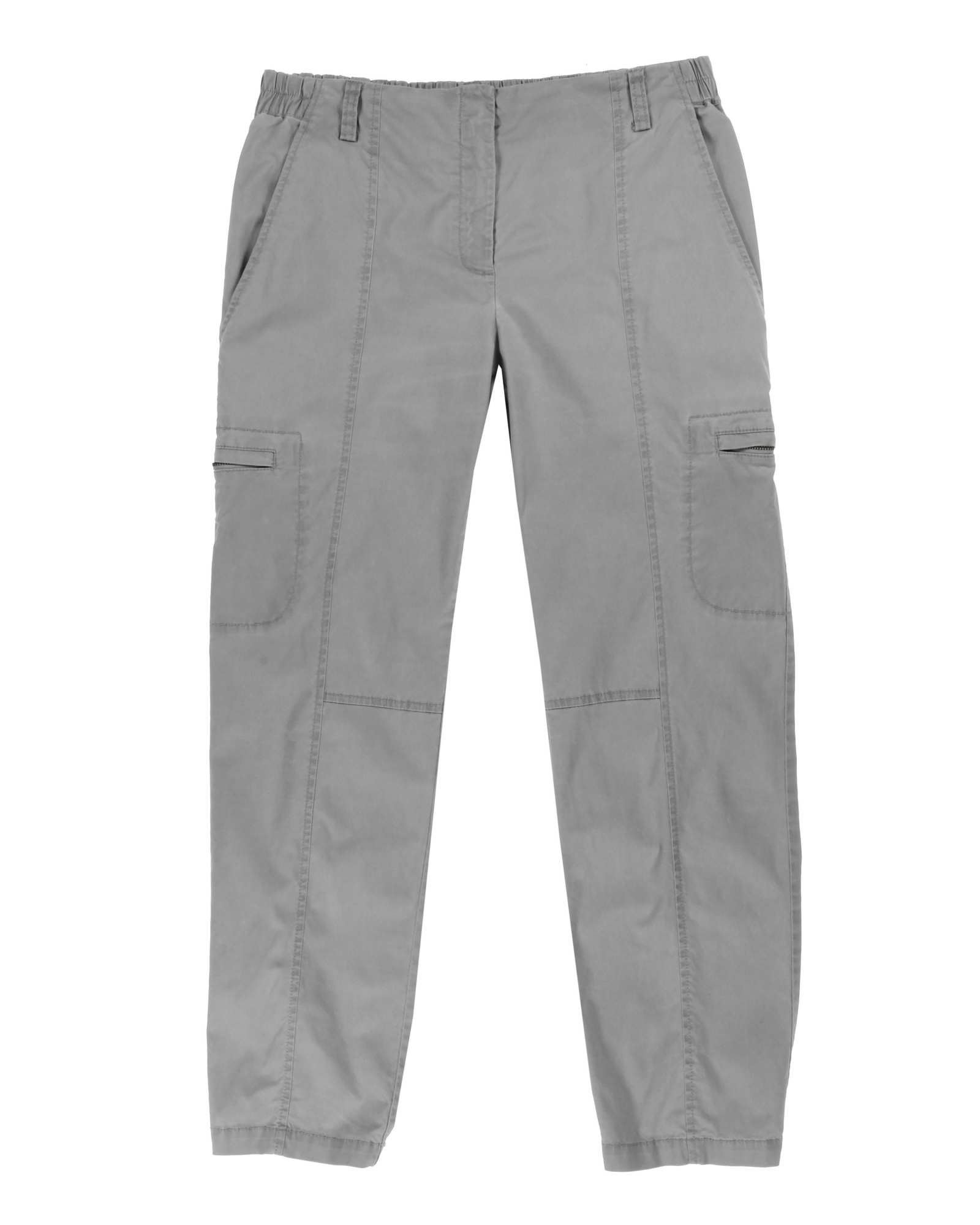 Washed Organic Cotton Tencel Twill Pant