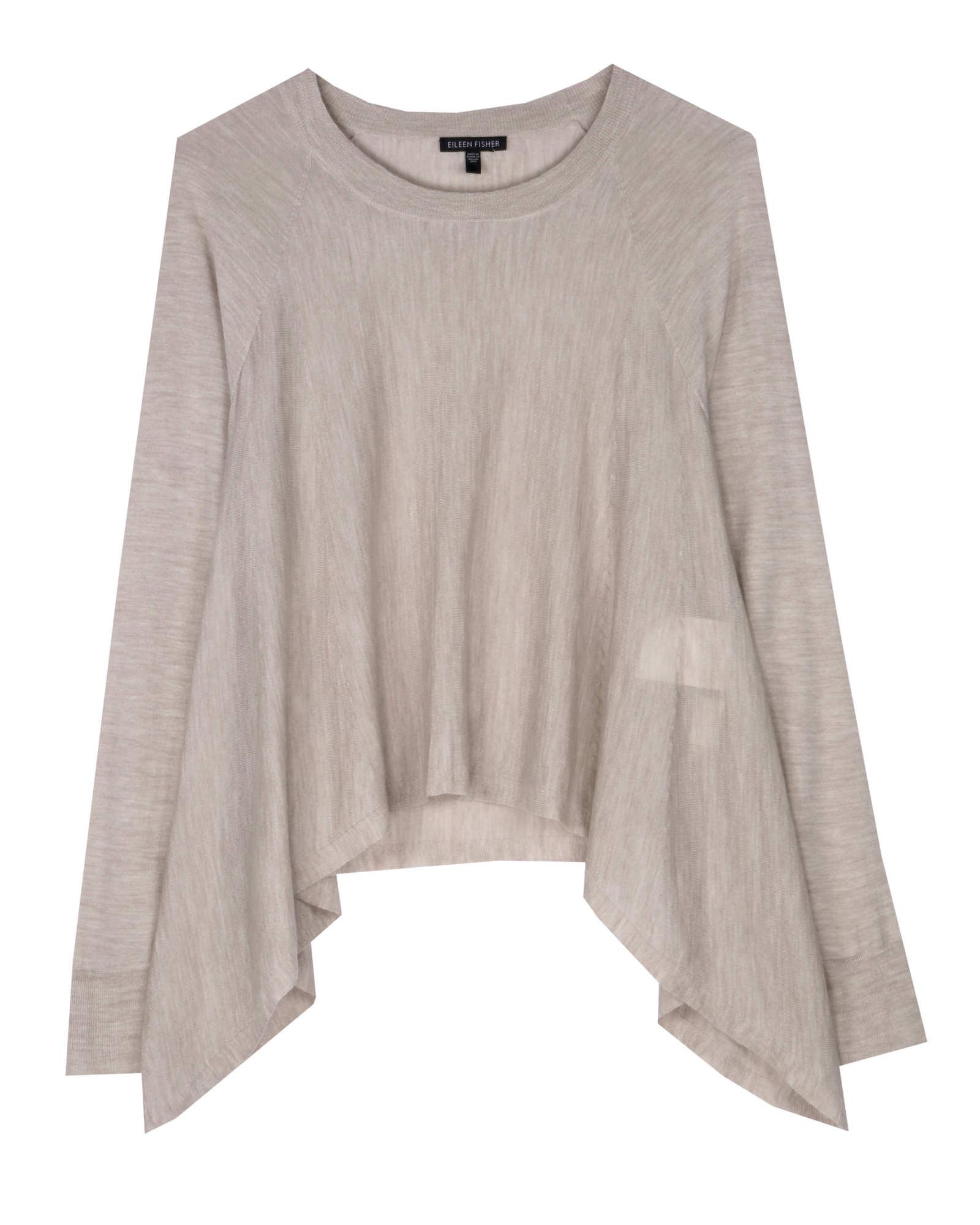 Featherweight Luxe Merino Pullover