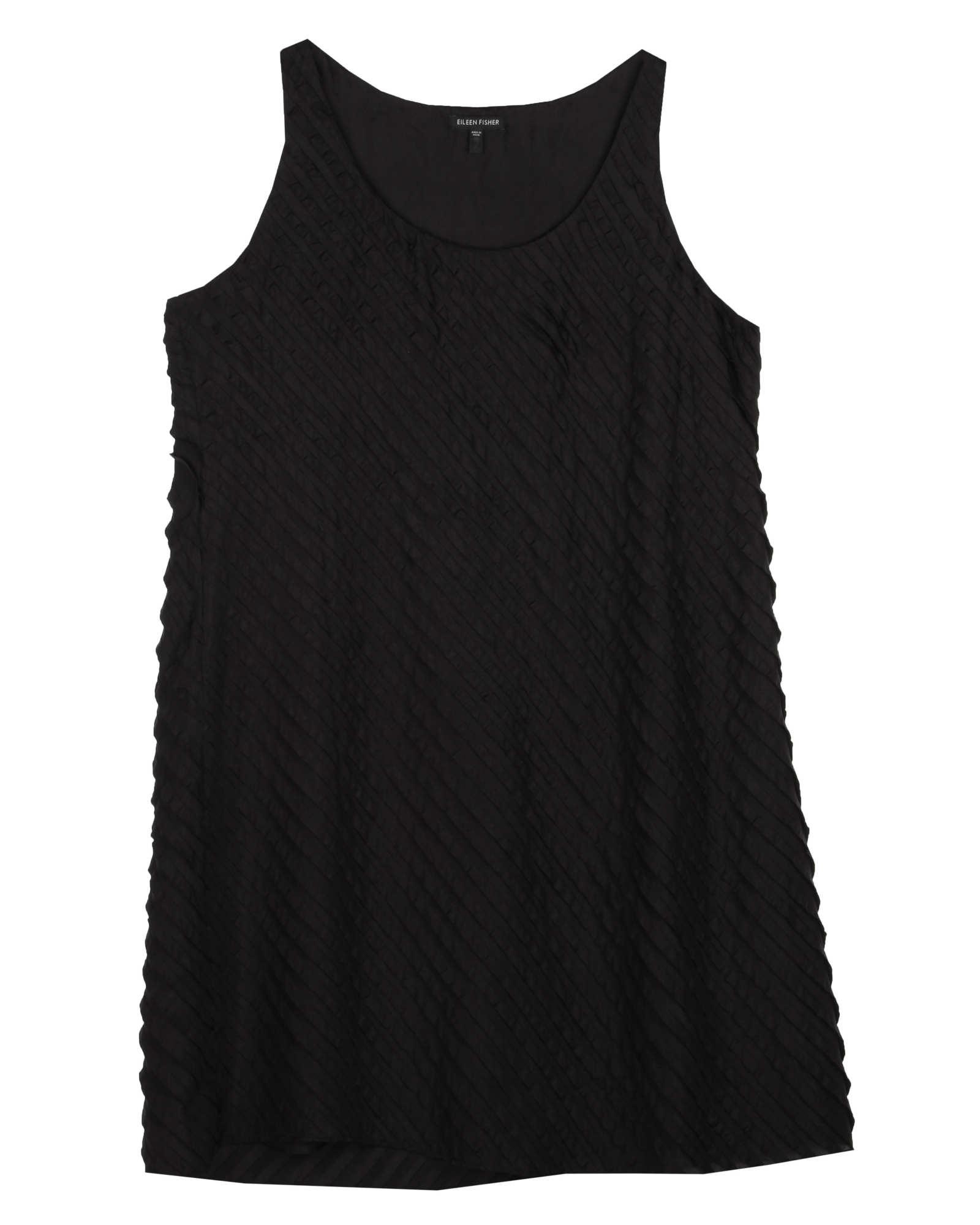 Silk Braid Dress