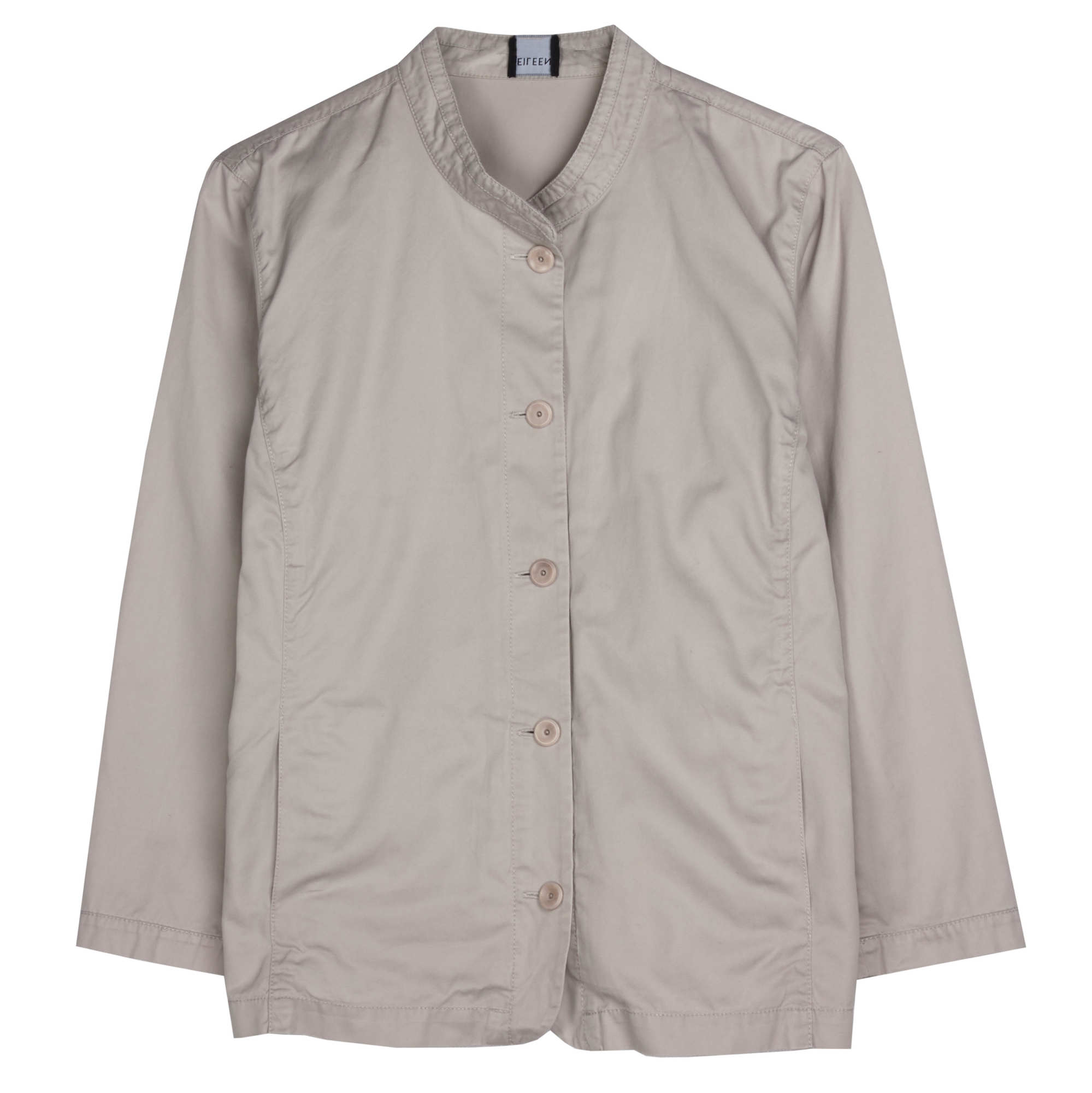 Enzyme Washed Cotton Jacket
