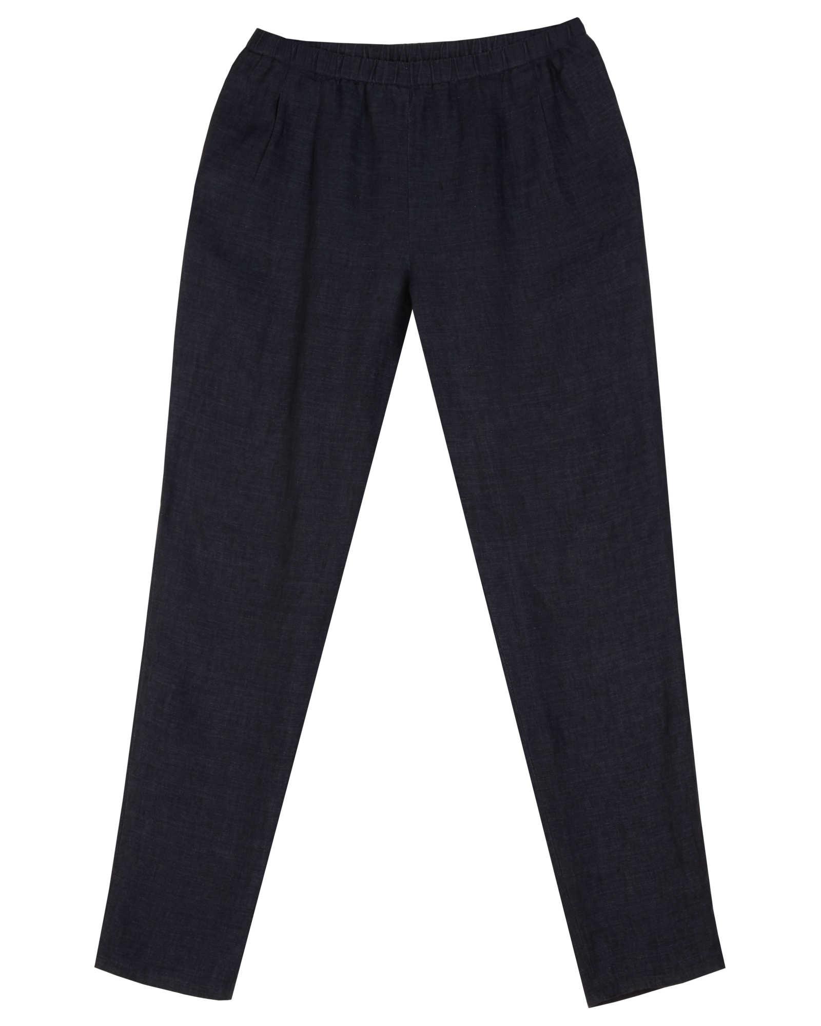 Lightweight Organic Cotton Jersey Pant