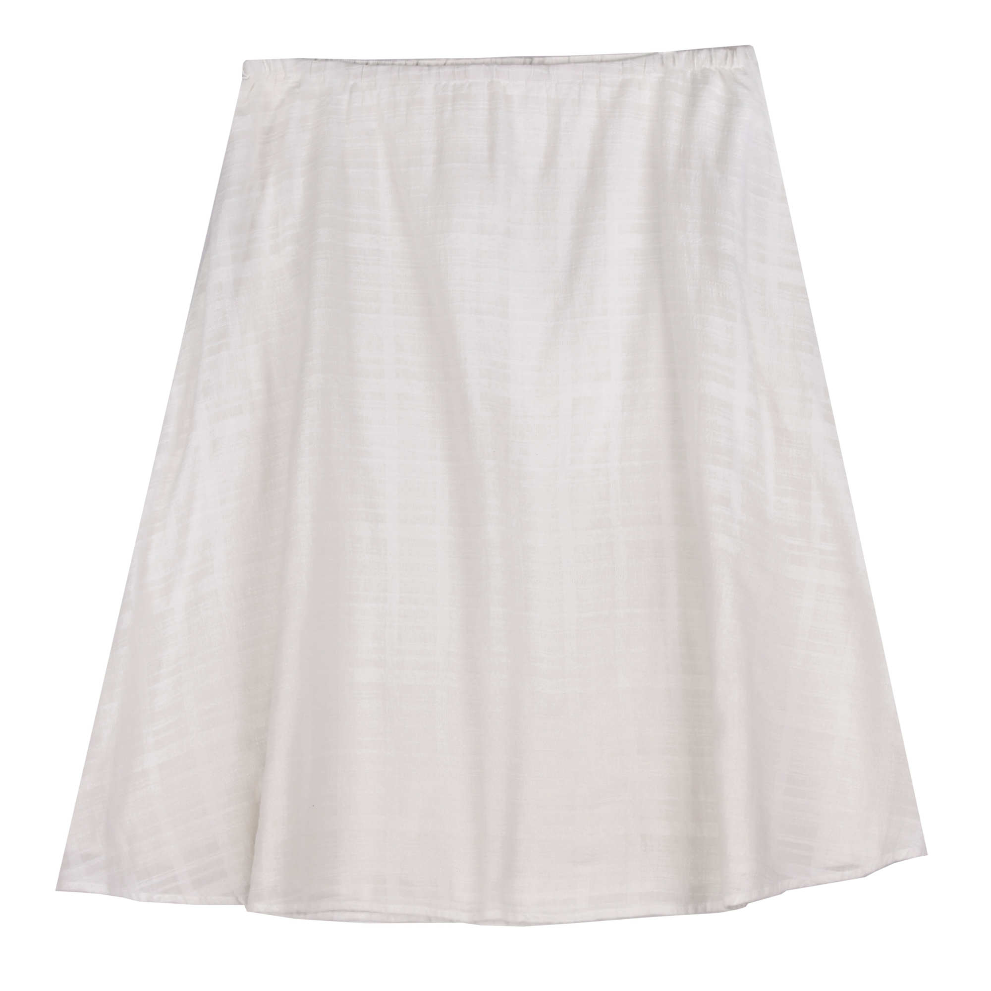 Plush Corduroy Skirt