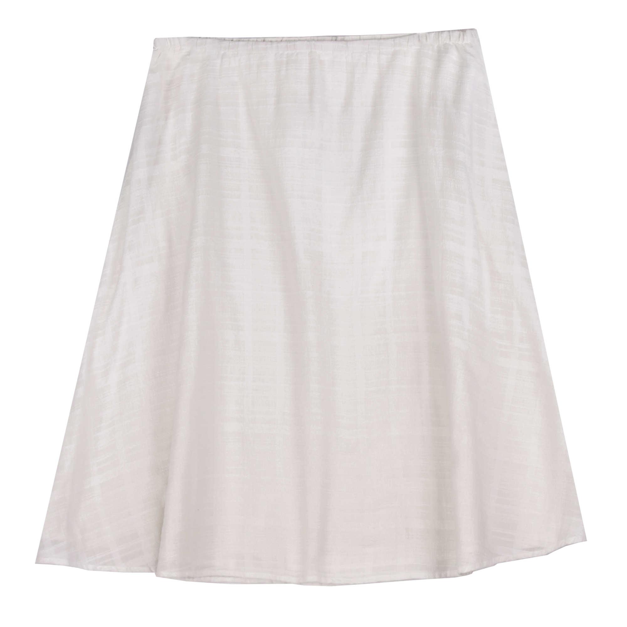 Plush Corduroy Skirt