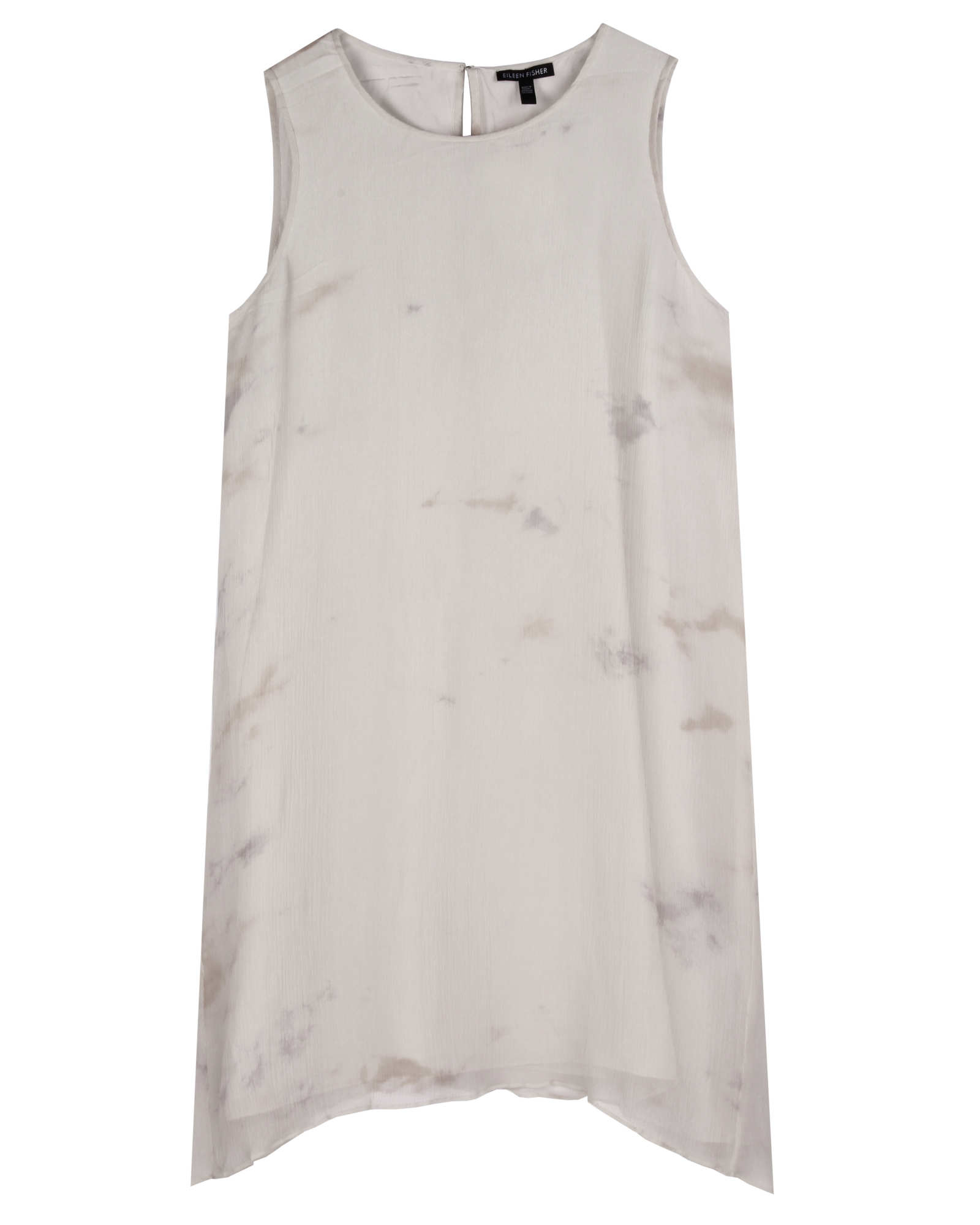 Cotton Textured Voile Dress
