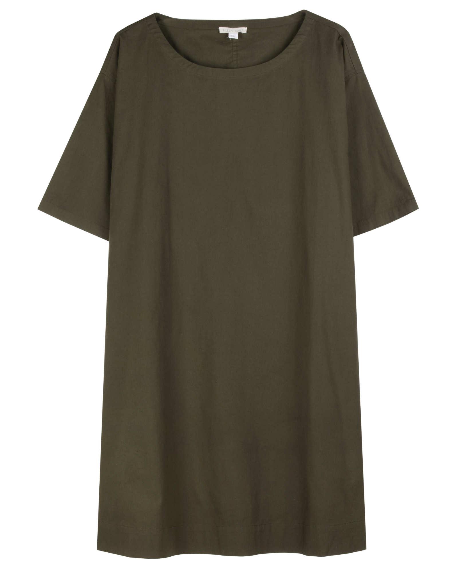 Silk Tweed Dress