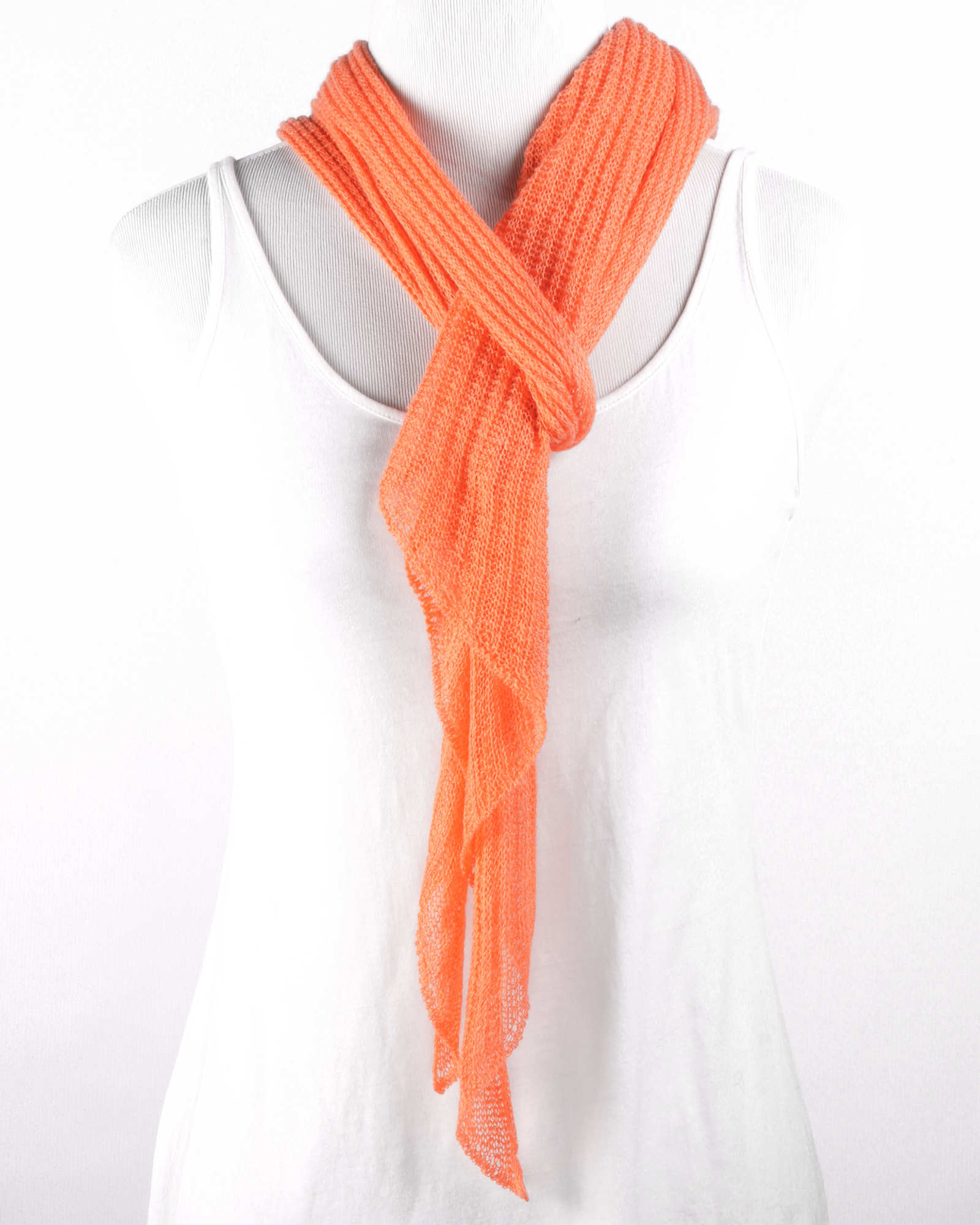 Fine Gauge Linen Air Scarf