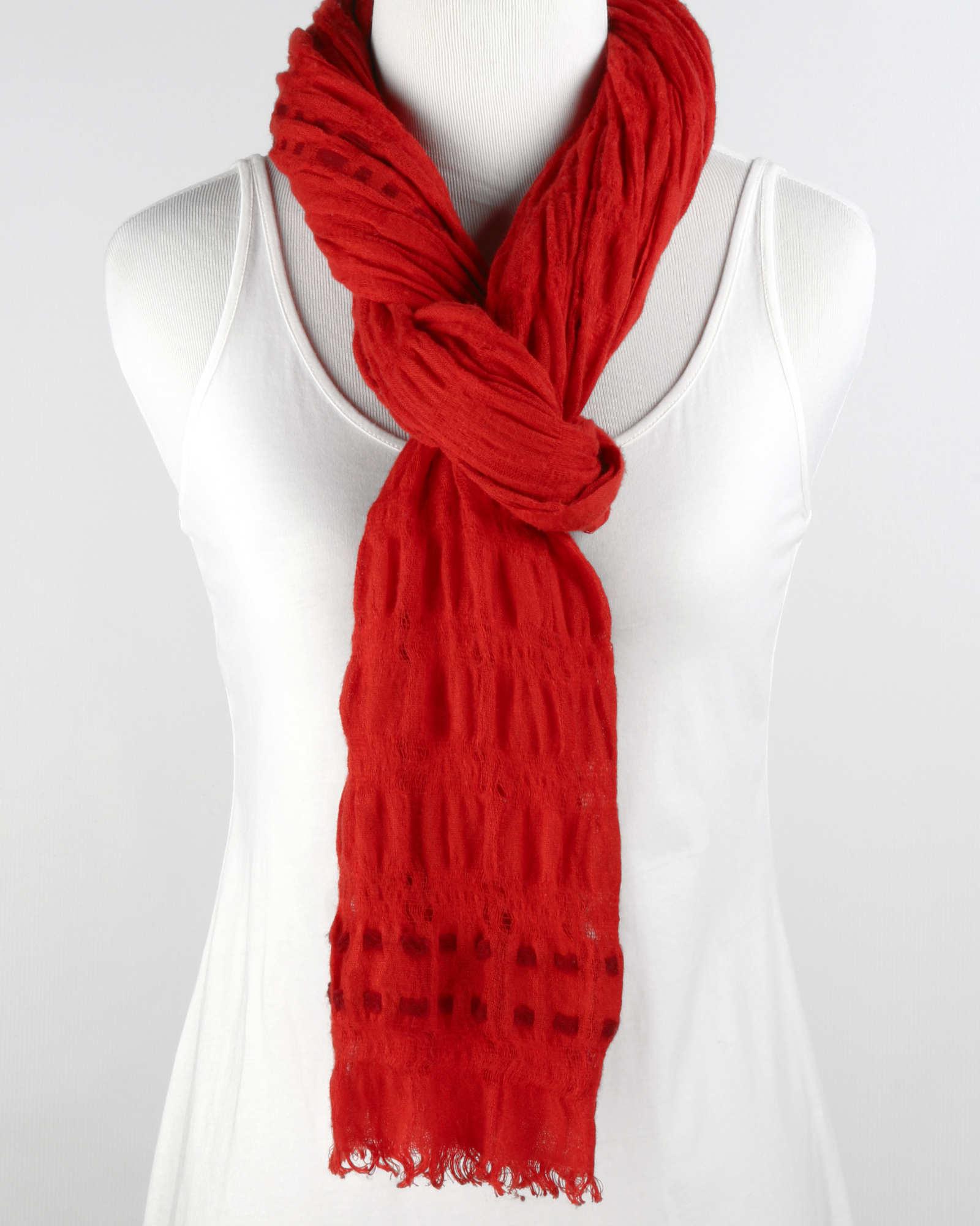 Handkerchief Linen Scarf
