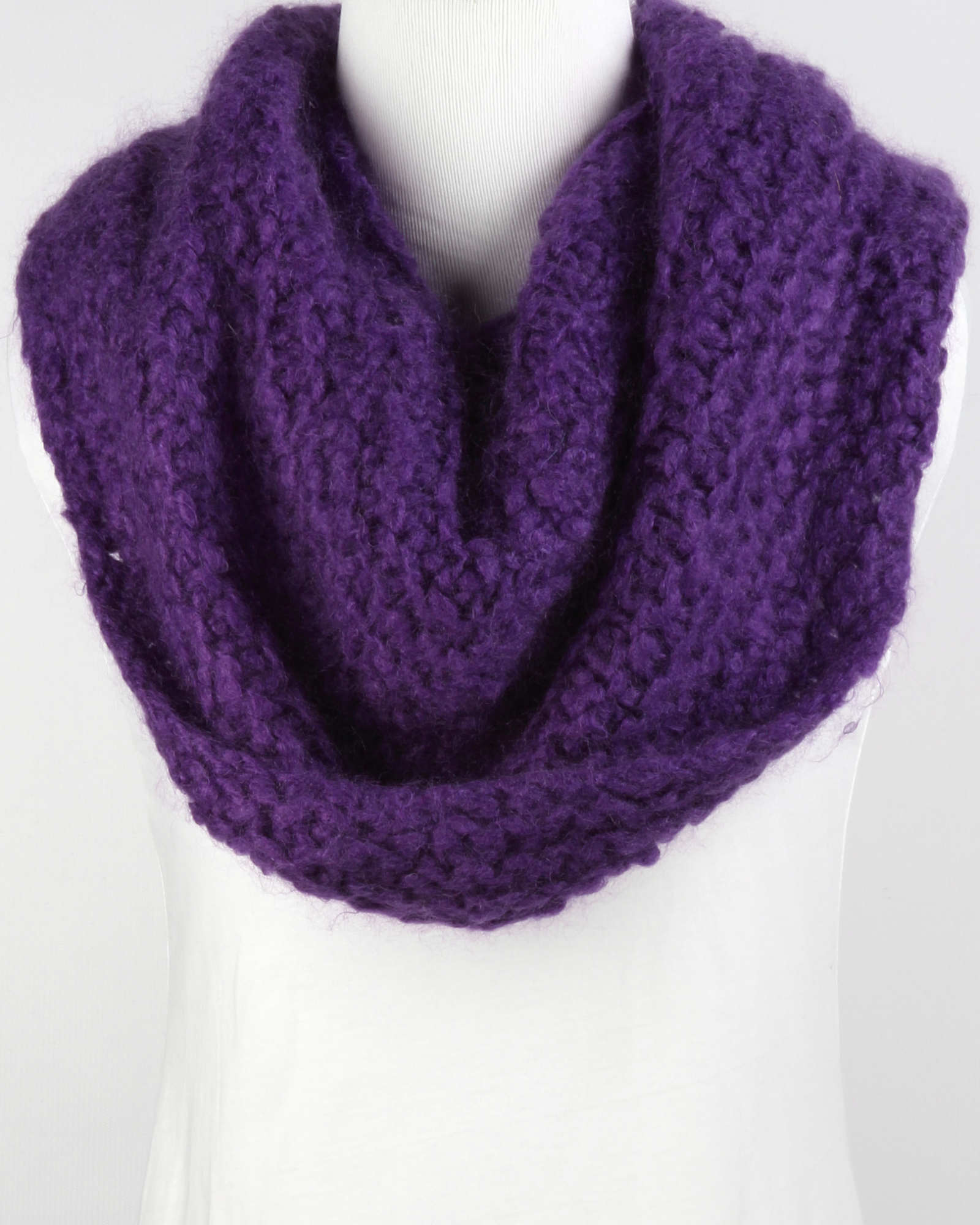 Washed Mohair Dream Scarf