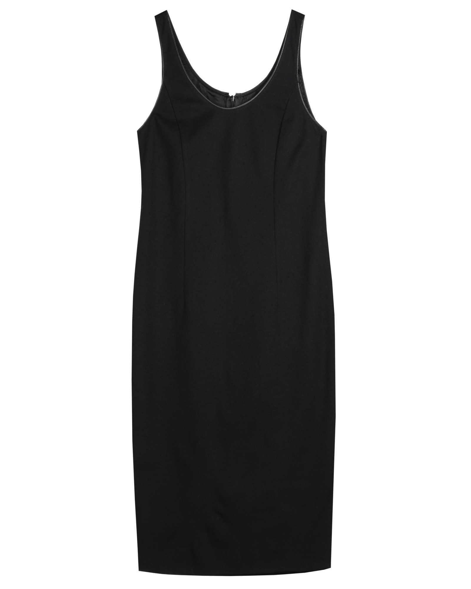 Viscose Stretch Ponte Dress