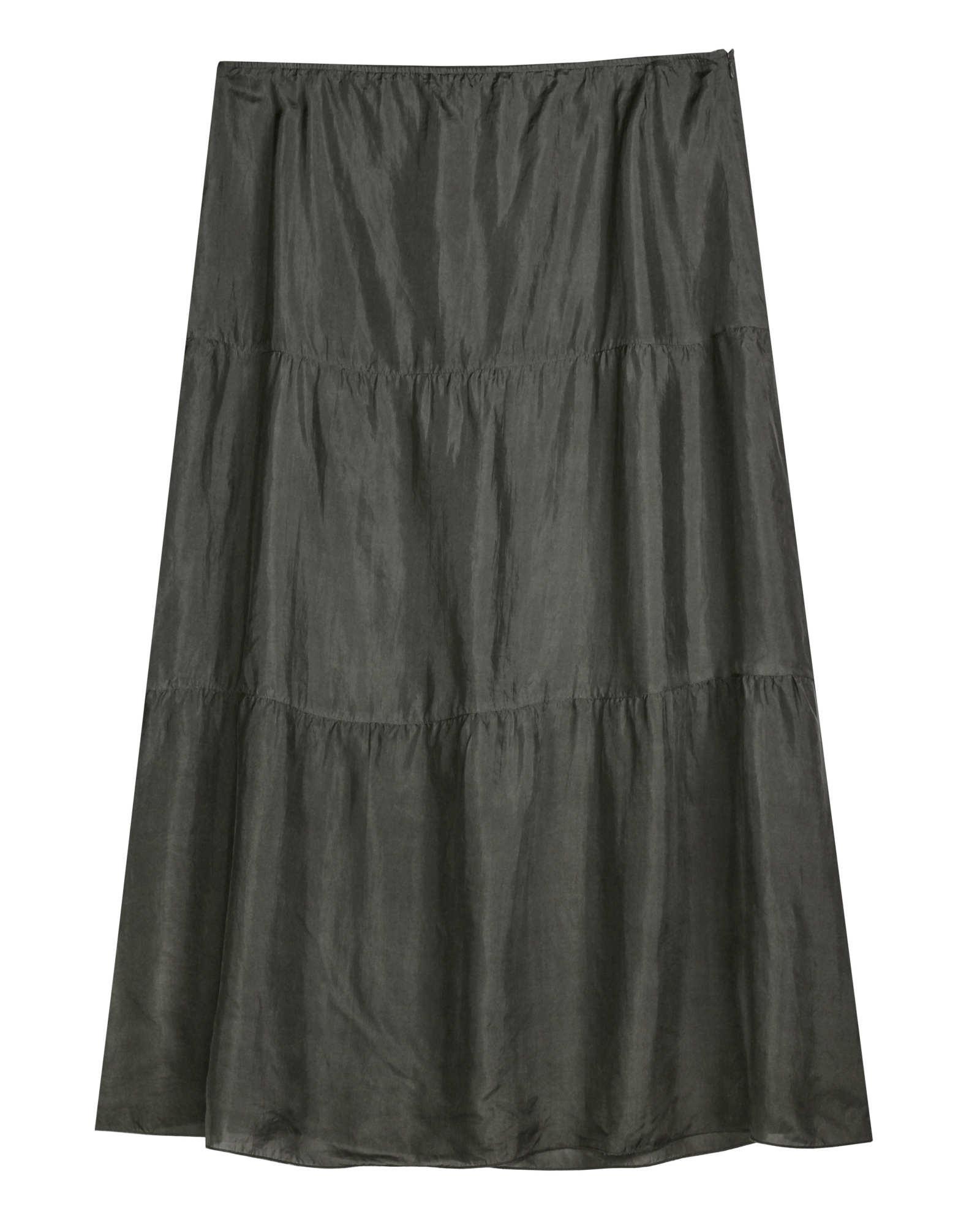 Silk Habutai Skirt