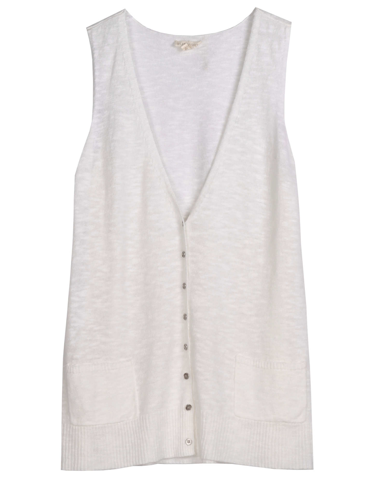 Linen Cotton Slub Tunic