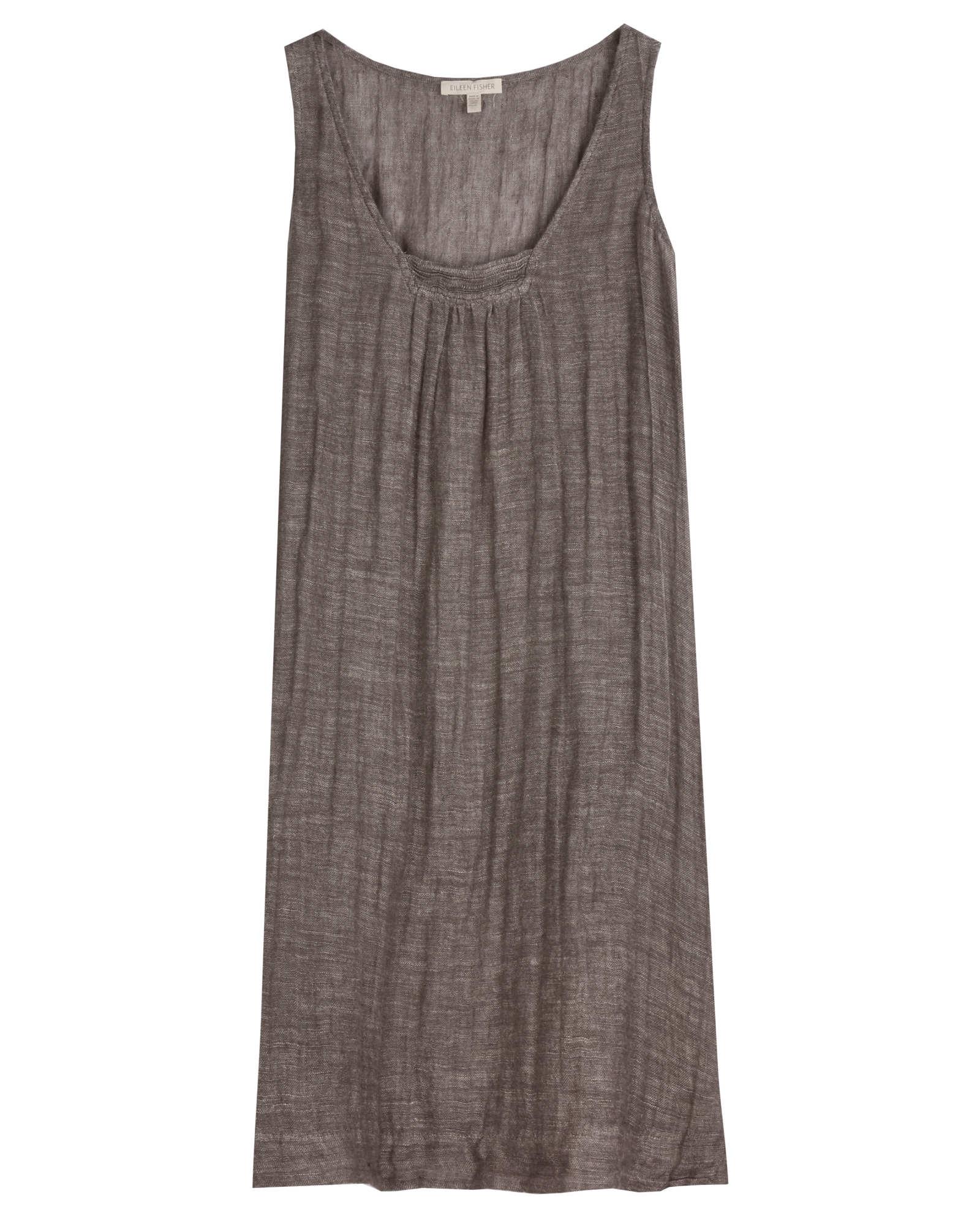 Linen Gauze Dress