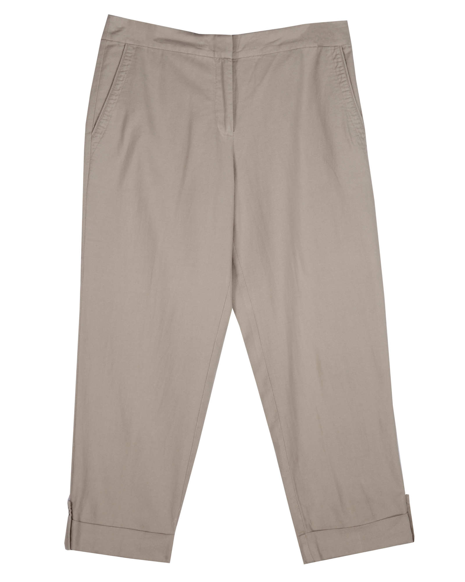 Lightweight Organic Cotton Canvas Pant