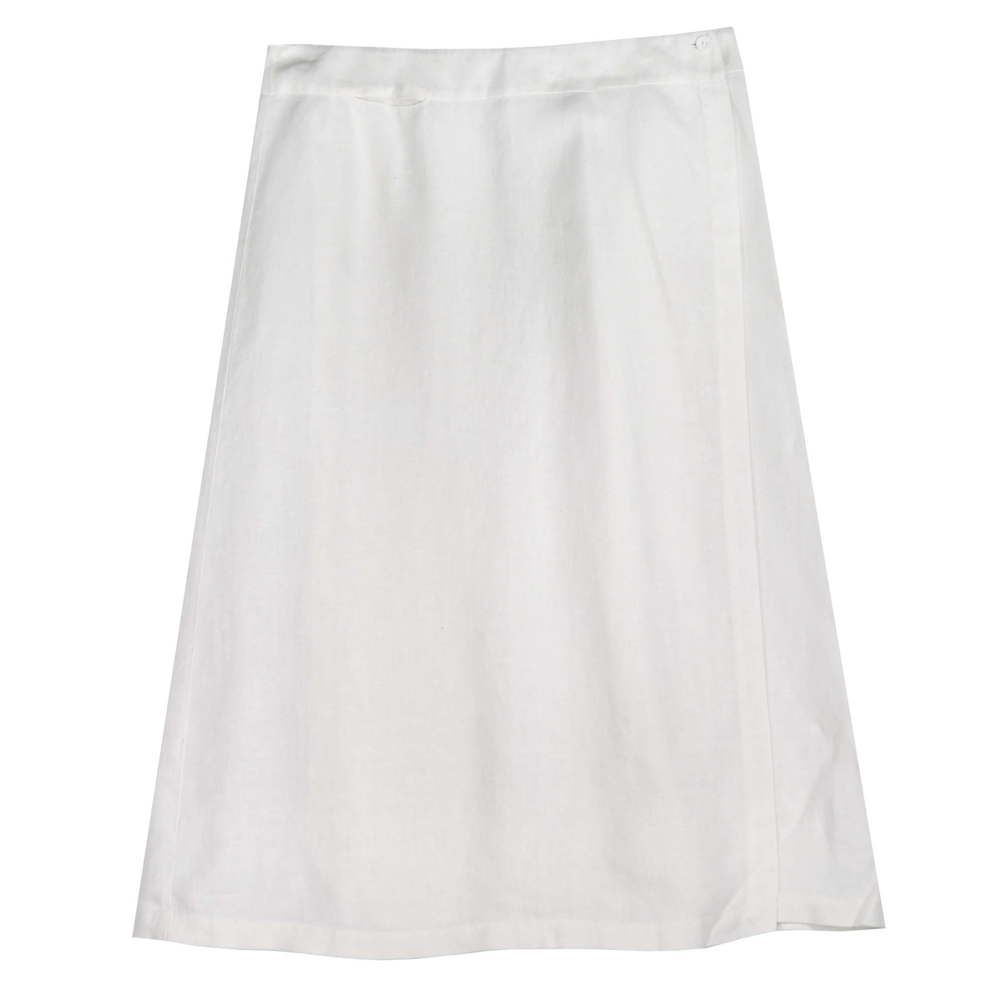 Heavy Linen Skirt