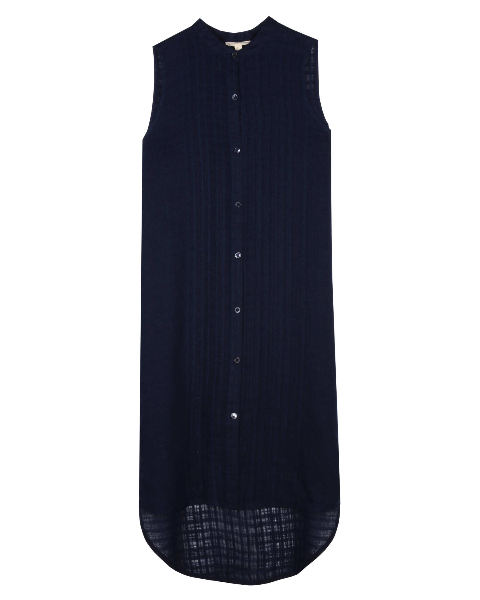 Lightweight Linen Open Weave Dress