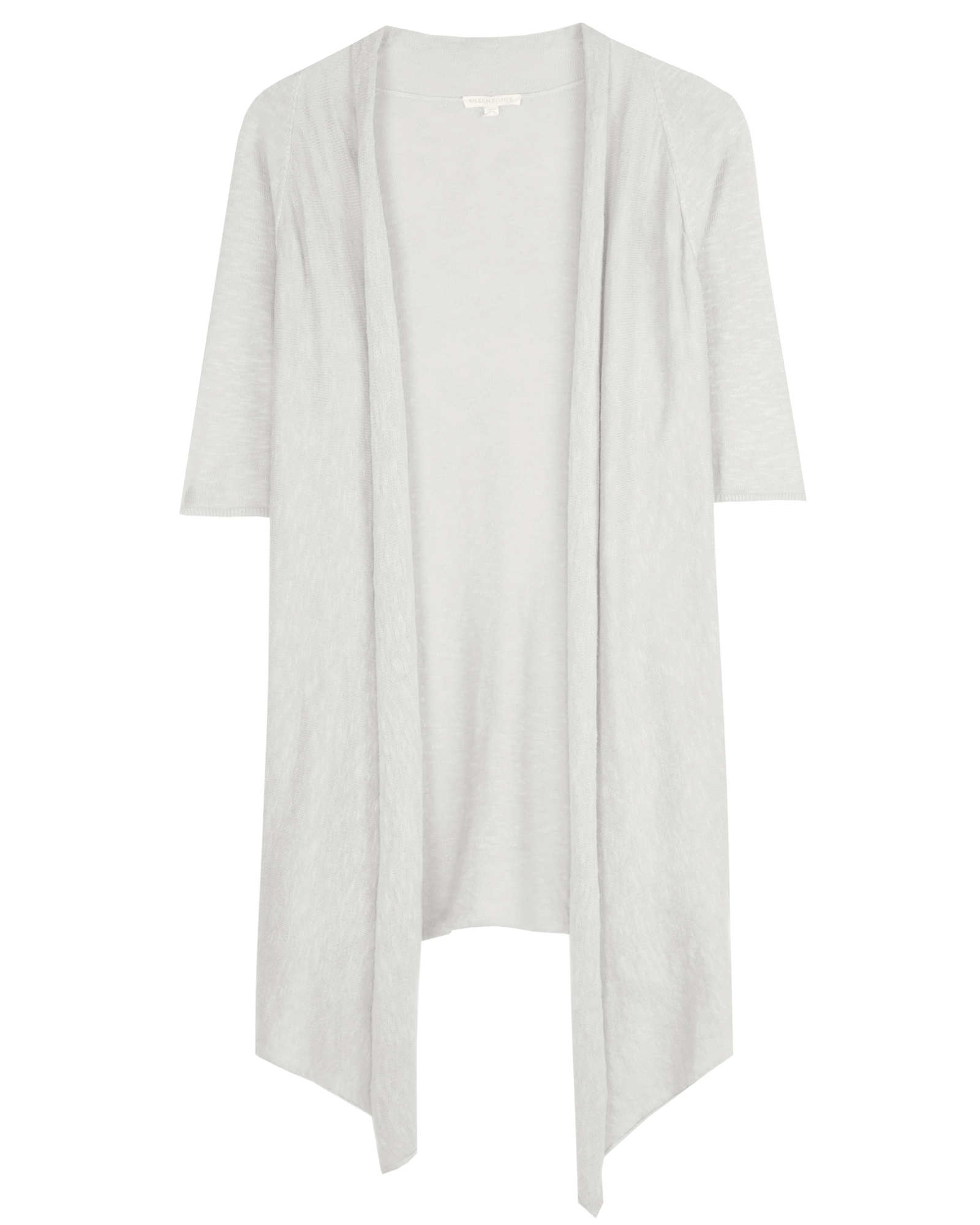 Linen Cotton Slub Cardigan