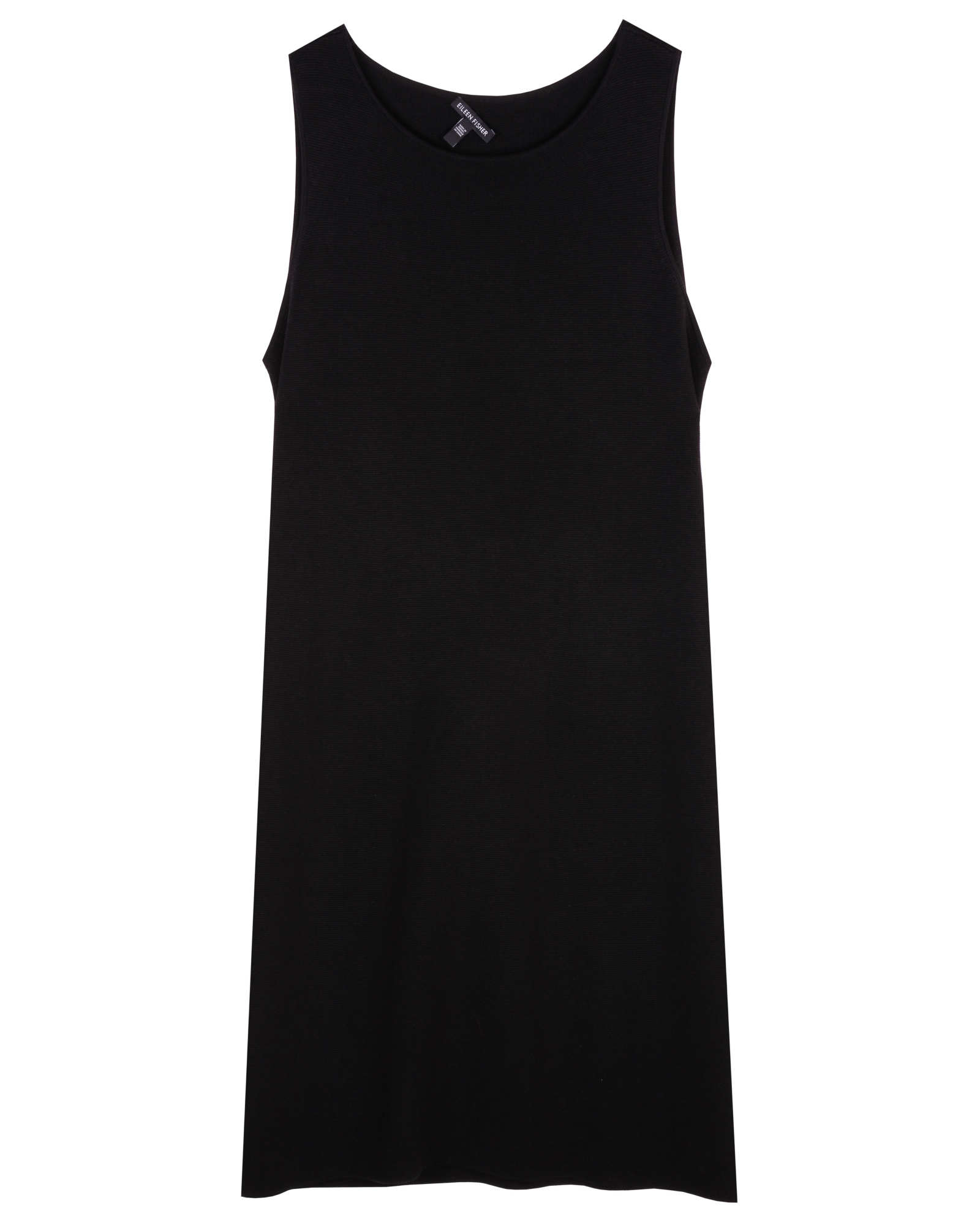 Silk Organic Cotton Interlock Dress