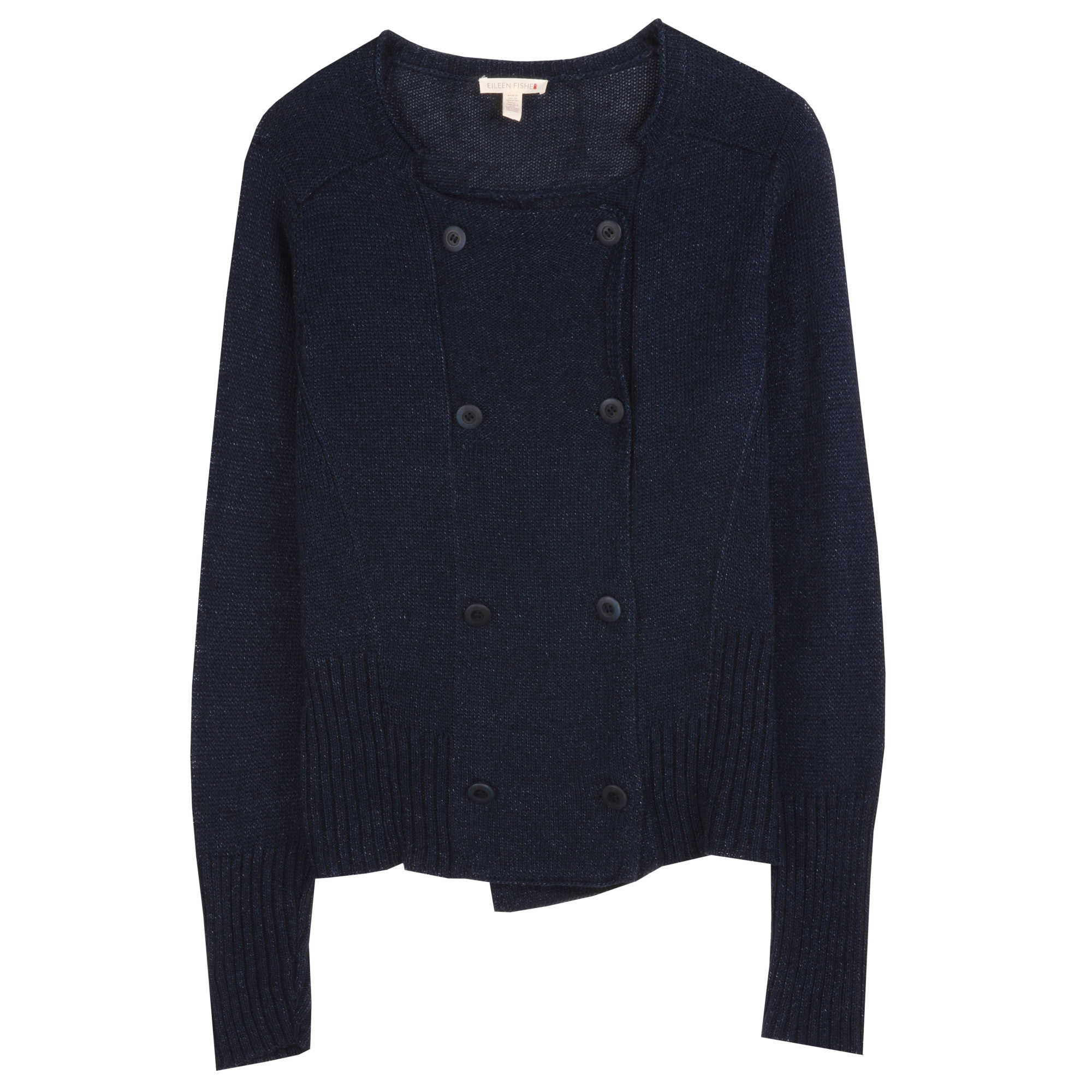 Linen Cotton Delave Cardigan