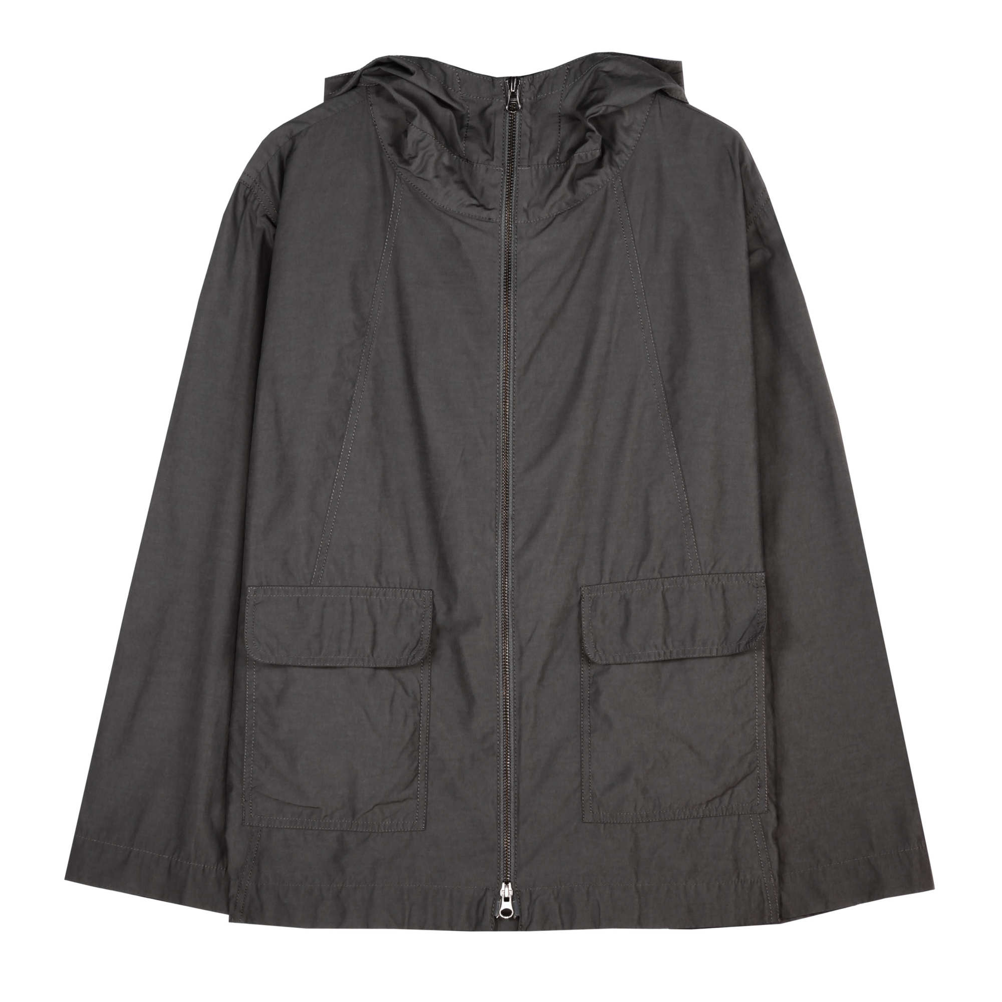 Weather Resistant Cotton Nylon Jacket