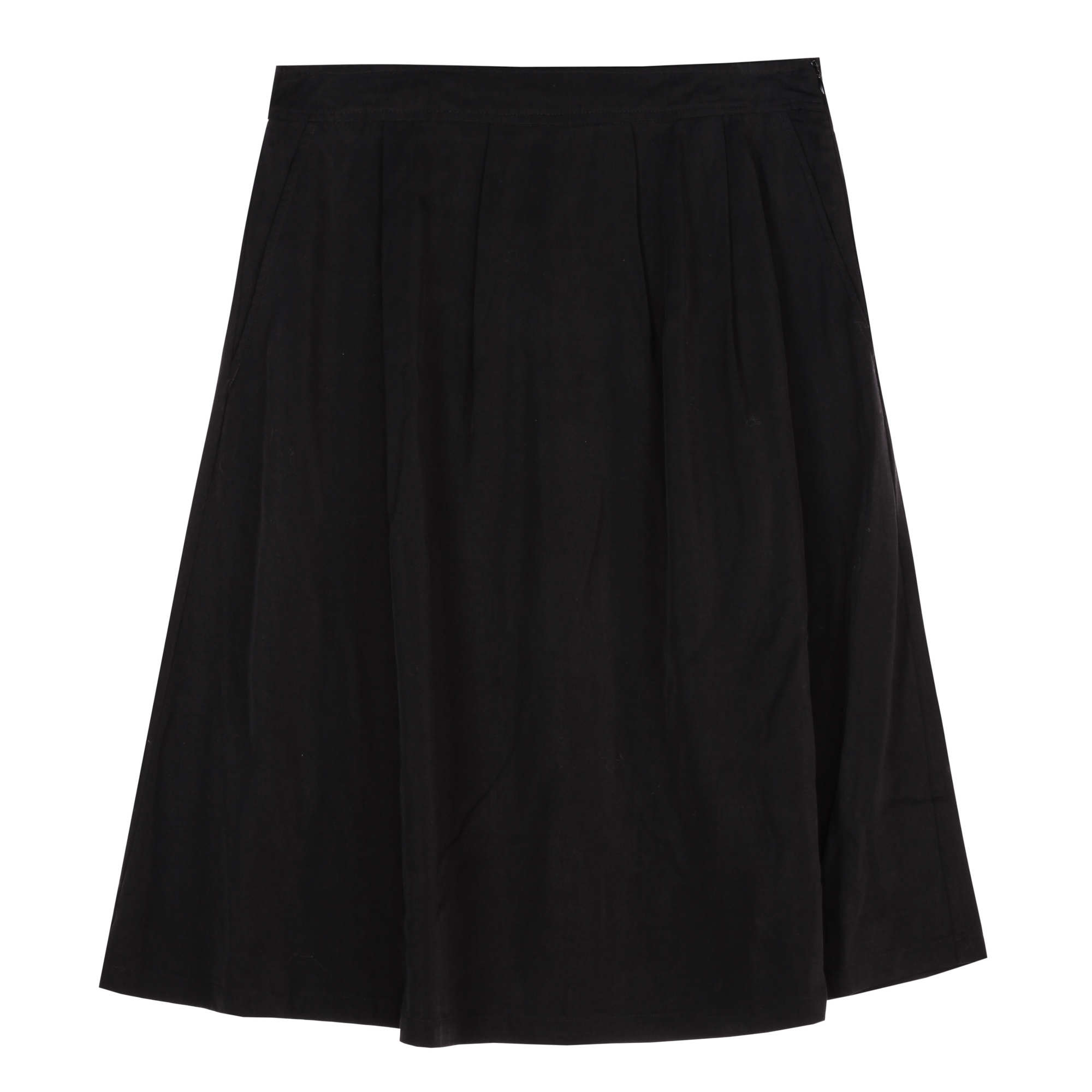 Lightweight Tencel Twill Skirt