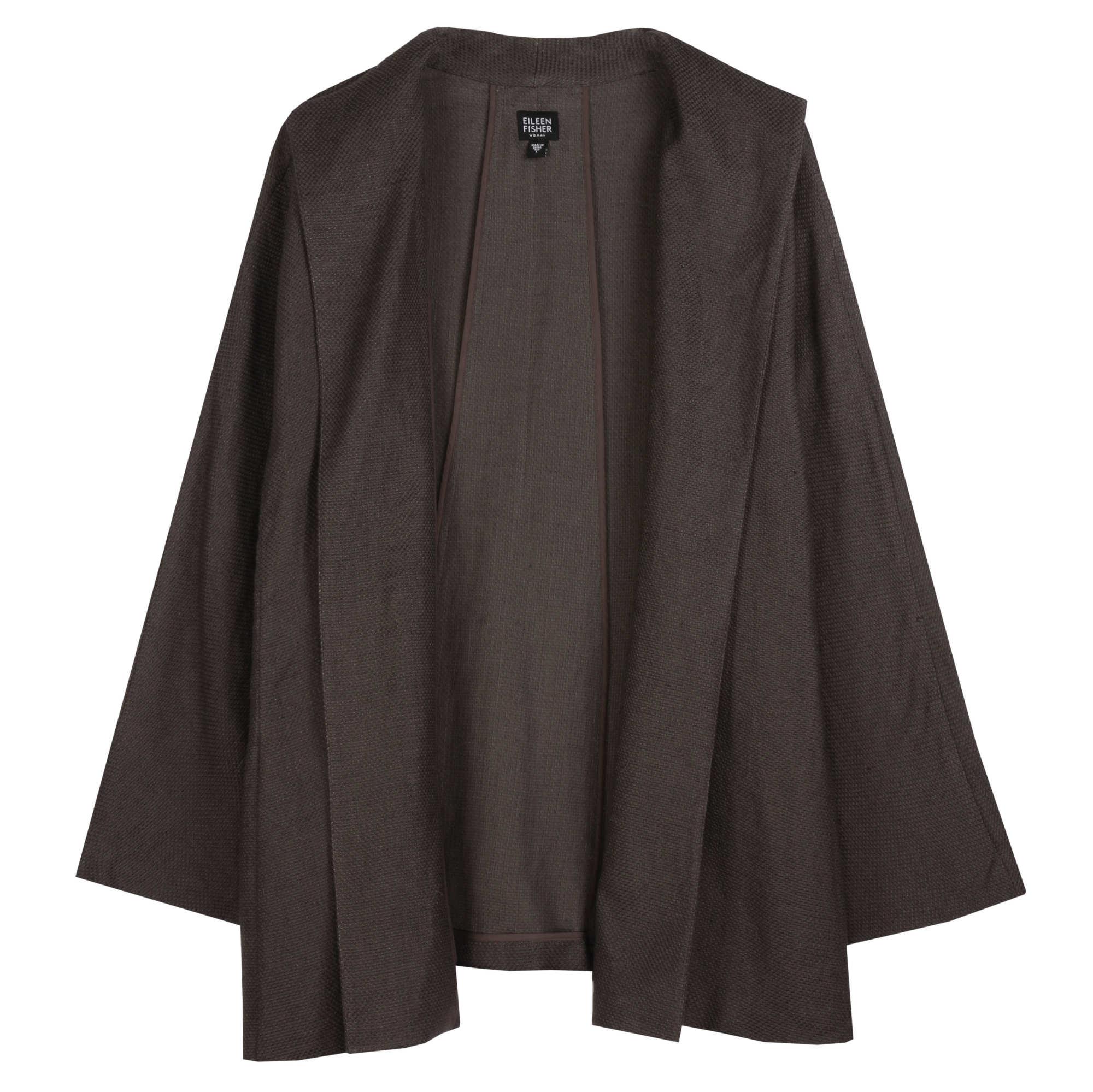 Linen Basket Jacket