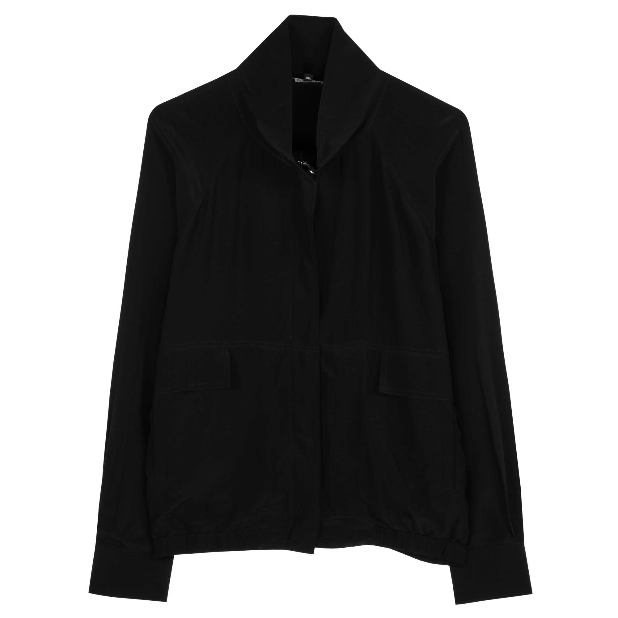 Silk Crepe de Chine Jacket