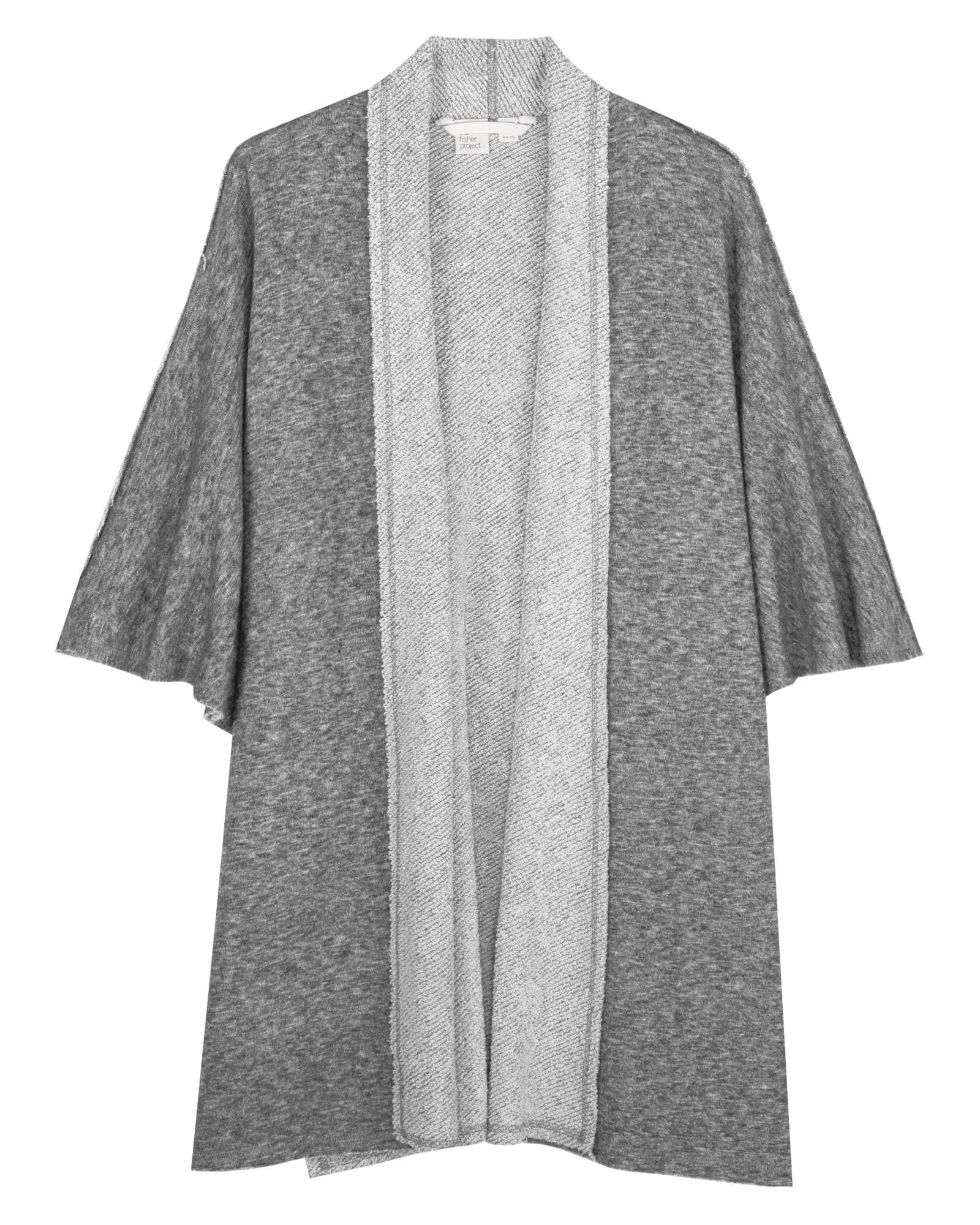 Cozy Cotton Wool Terry Cardigan