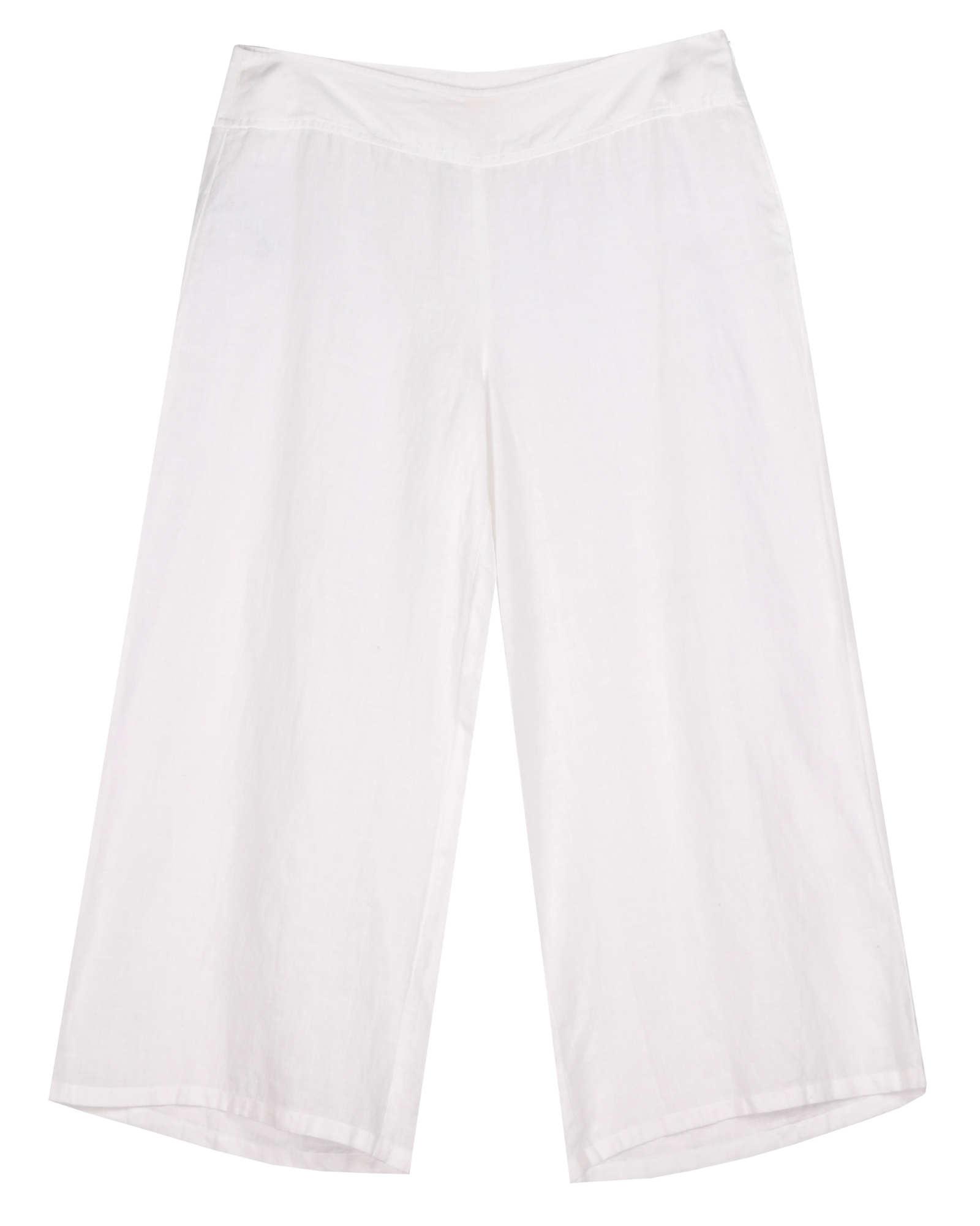 Organic Handkerchief Linen Pant