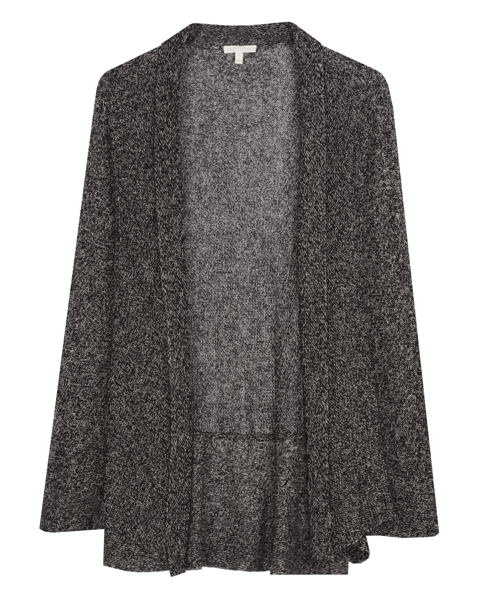 Multi-Tonal Mesh [Multi-Tonal Linen] Cardigan