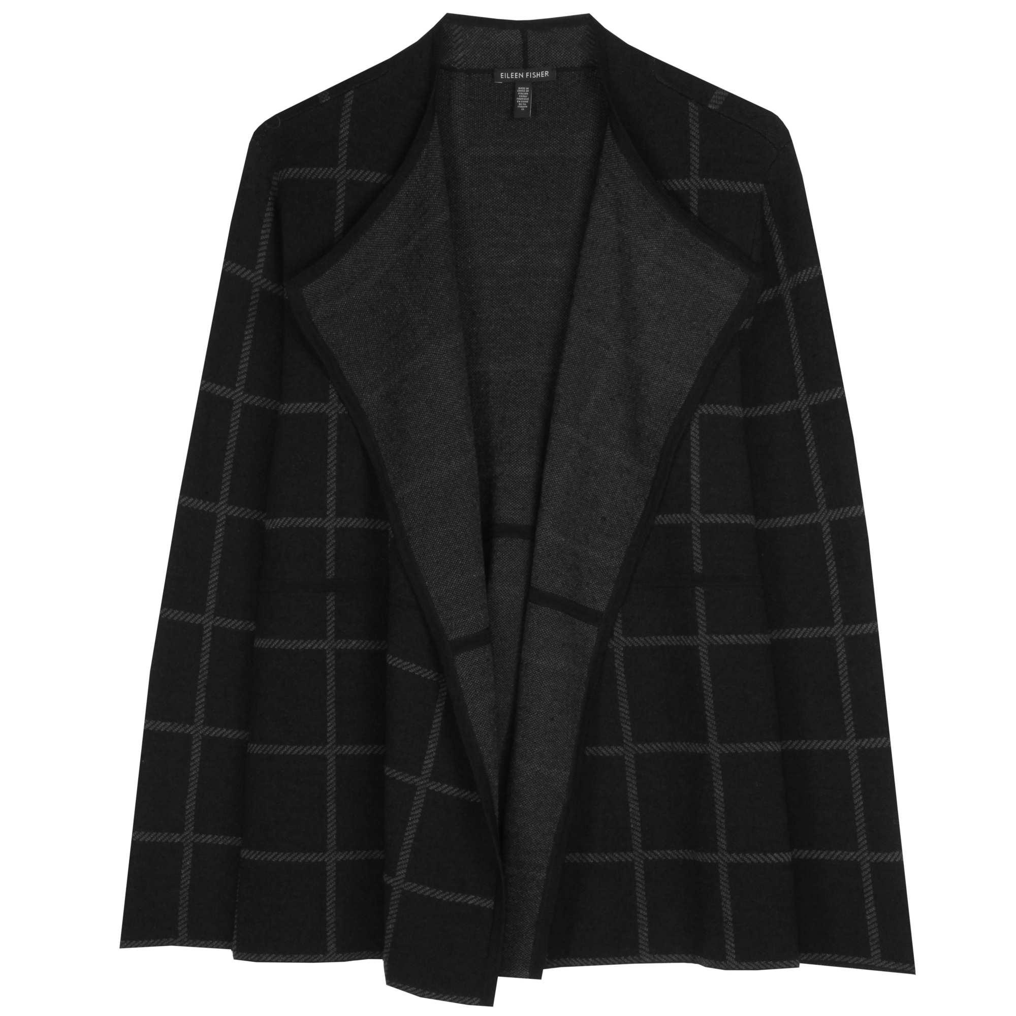 Fine Organic Linen Crepe Jacket