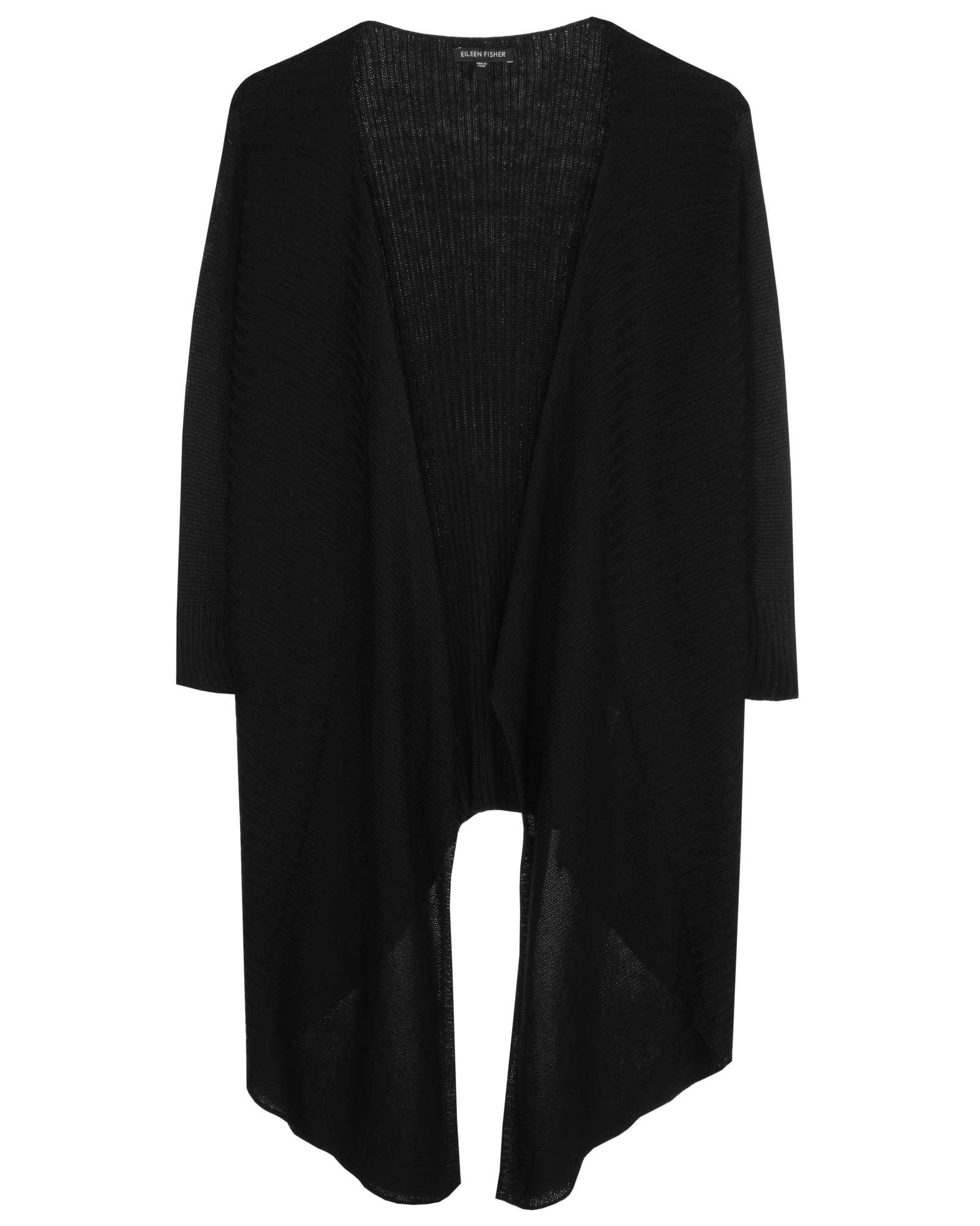 Linen Silk Melange Cardigan