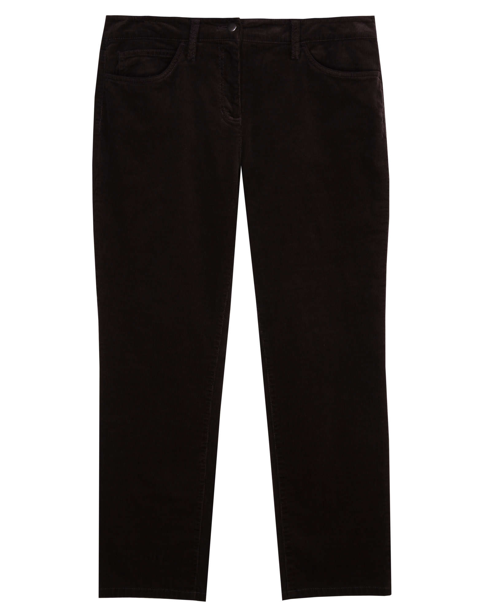 Cotton Tencel Stretch Corduroy Pant