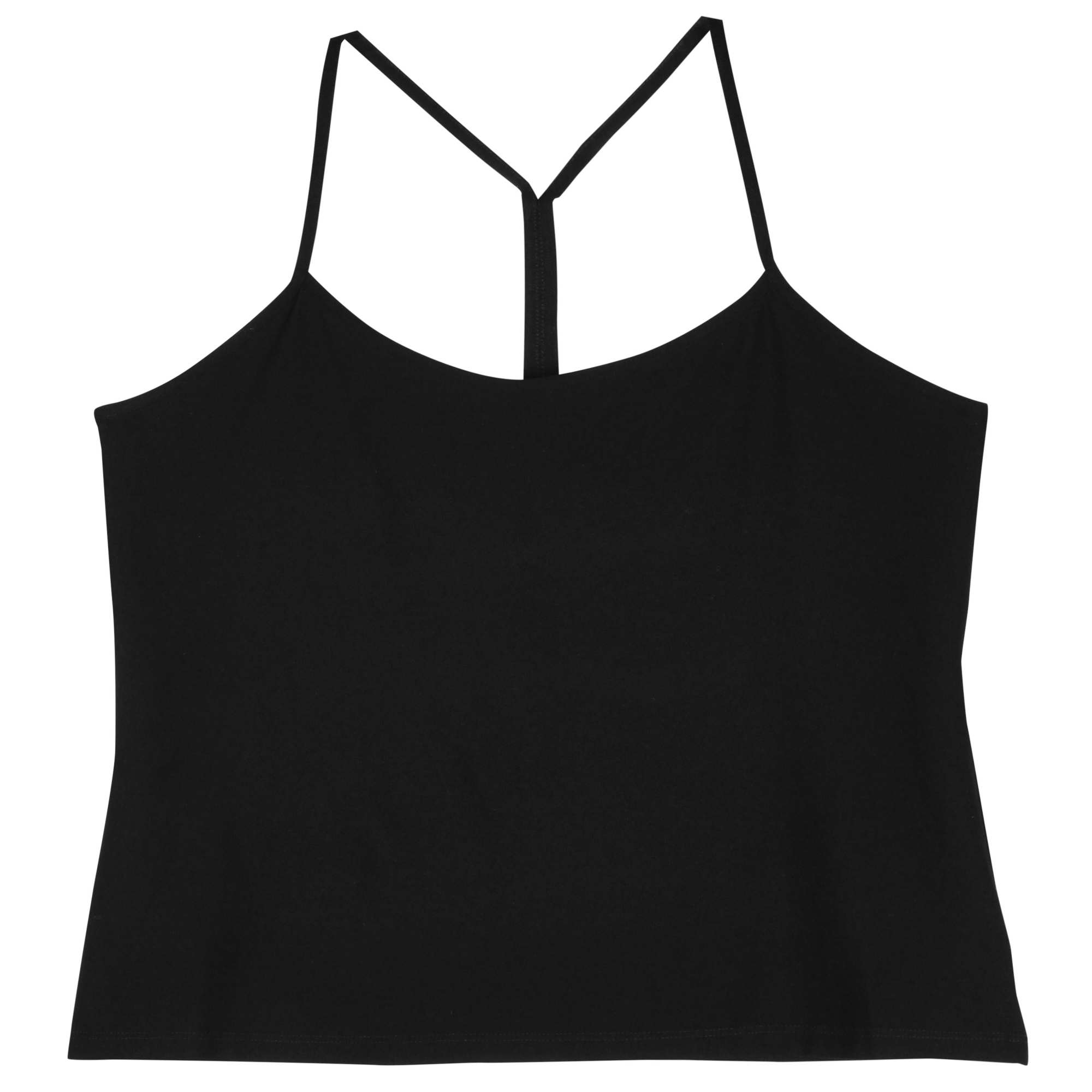 Washable Stretch Crepe Tank