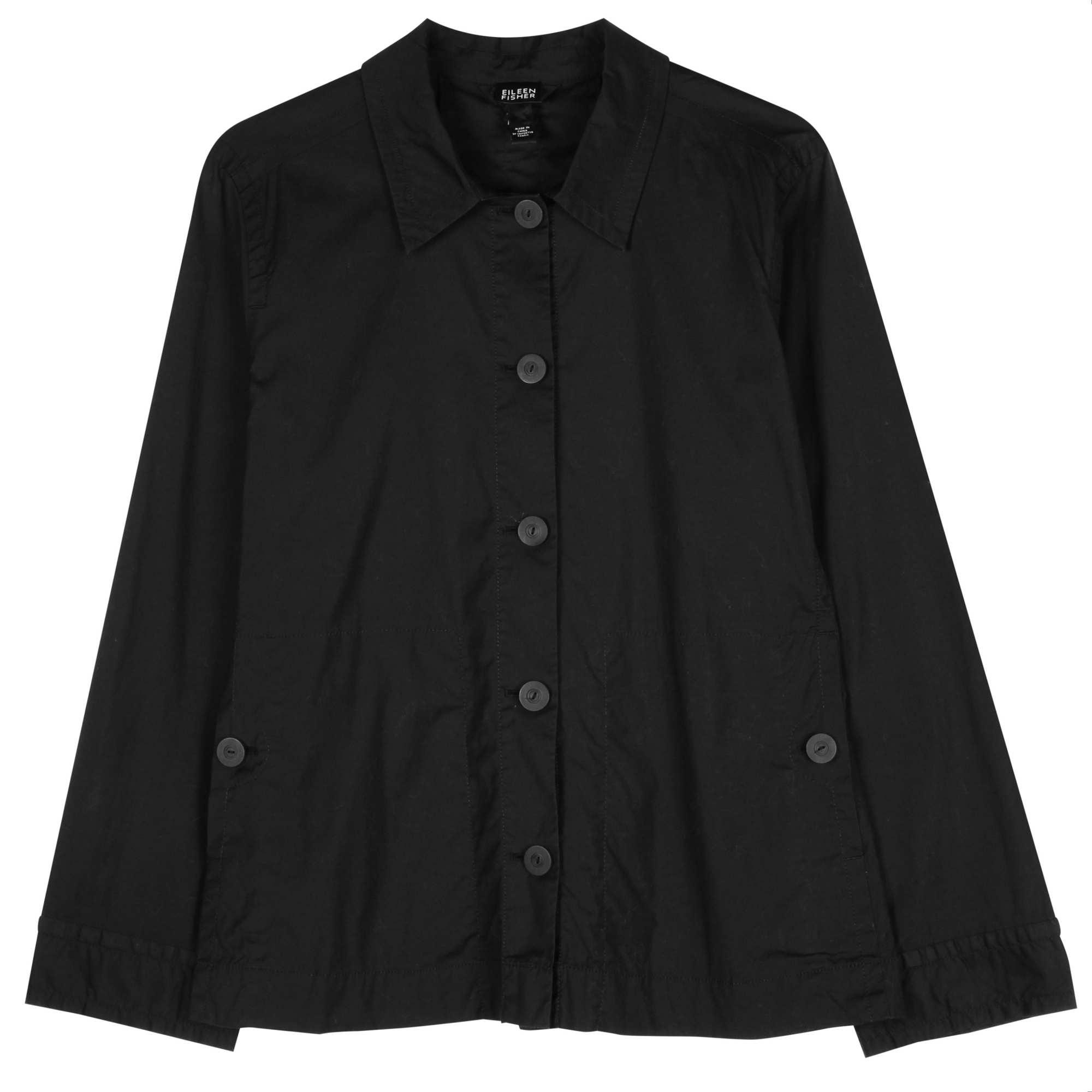 Stretch Papercloth Jacket