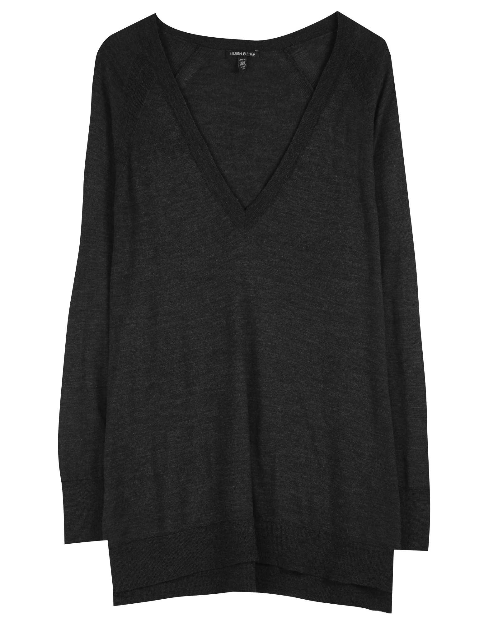Fine Merino Jersey Pullover