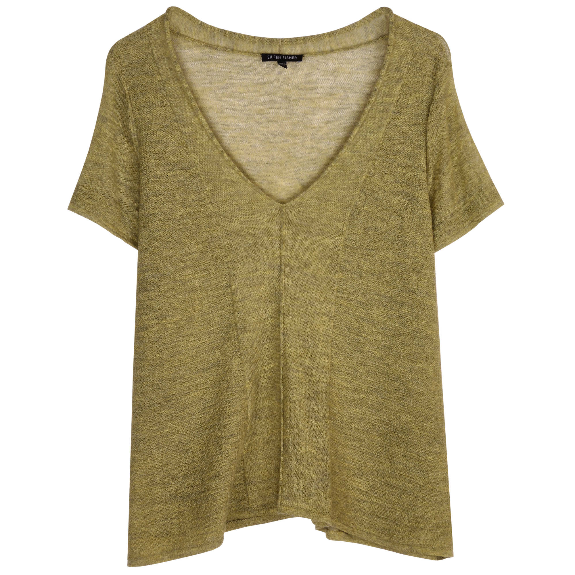 Superfine Washable Wool Tee