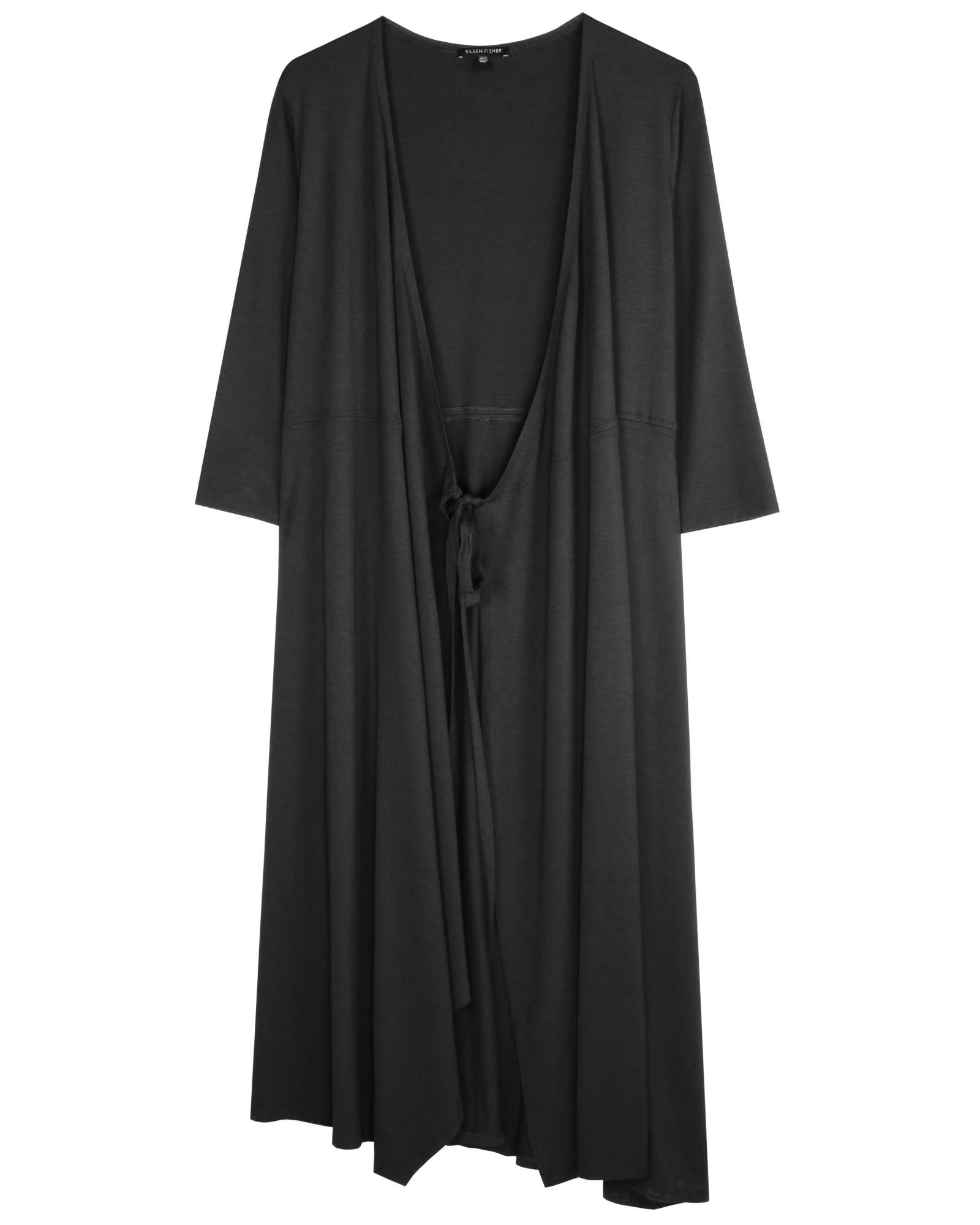 f288dc55620 Used Viscose Jersey Dress Grey