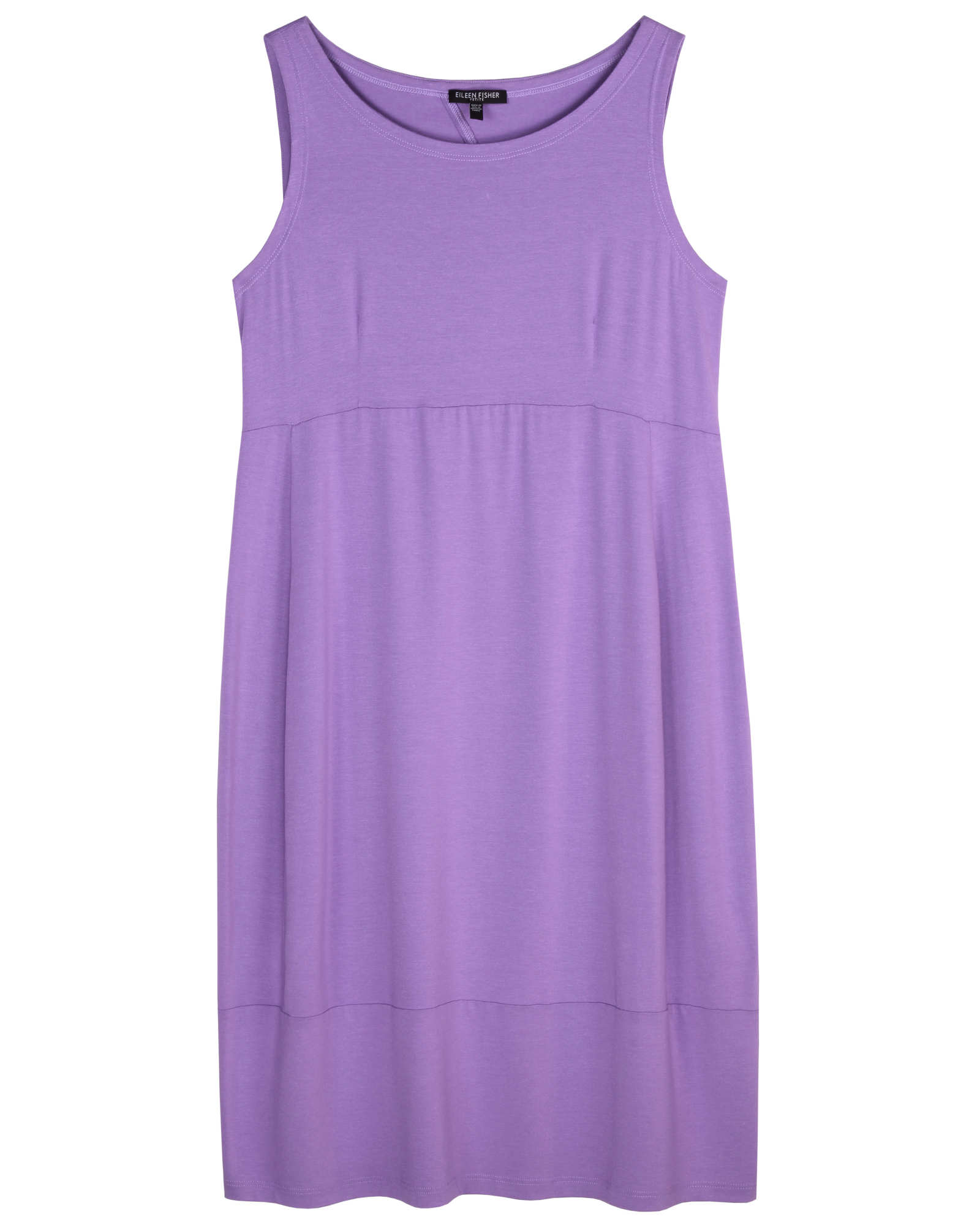 6eed0c6313a Used Viscose Jersey Dress Purple