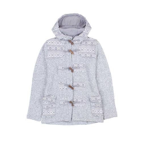 a619915da0a Patagonia Worn Wear Women s Better Sweater® Icelandic Coat Isle of ...