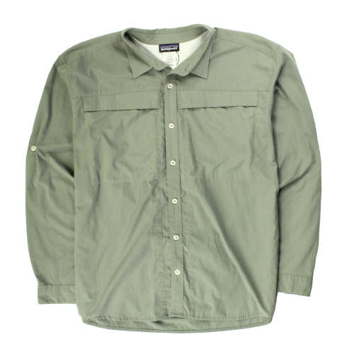 Main product image: Men's Long-Sleeved Overhand Shirt