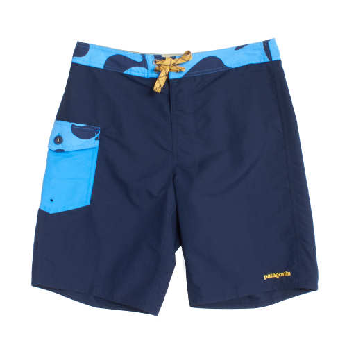M's Patch Pocket Wavefarer® Board Shorts - 20""